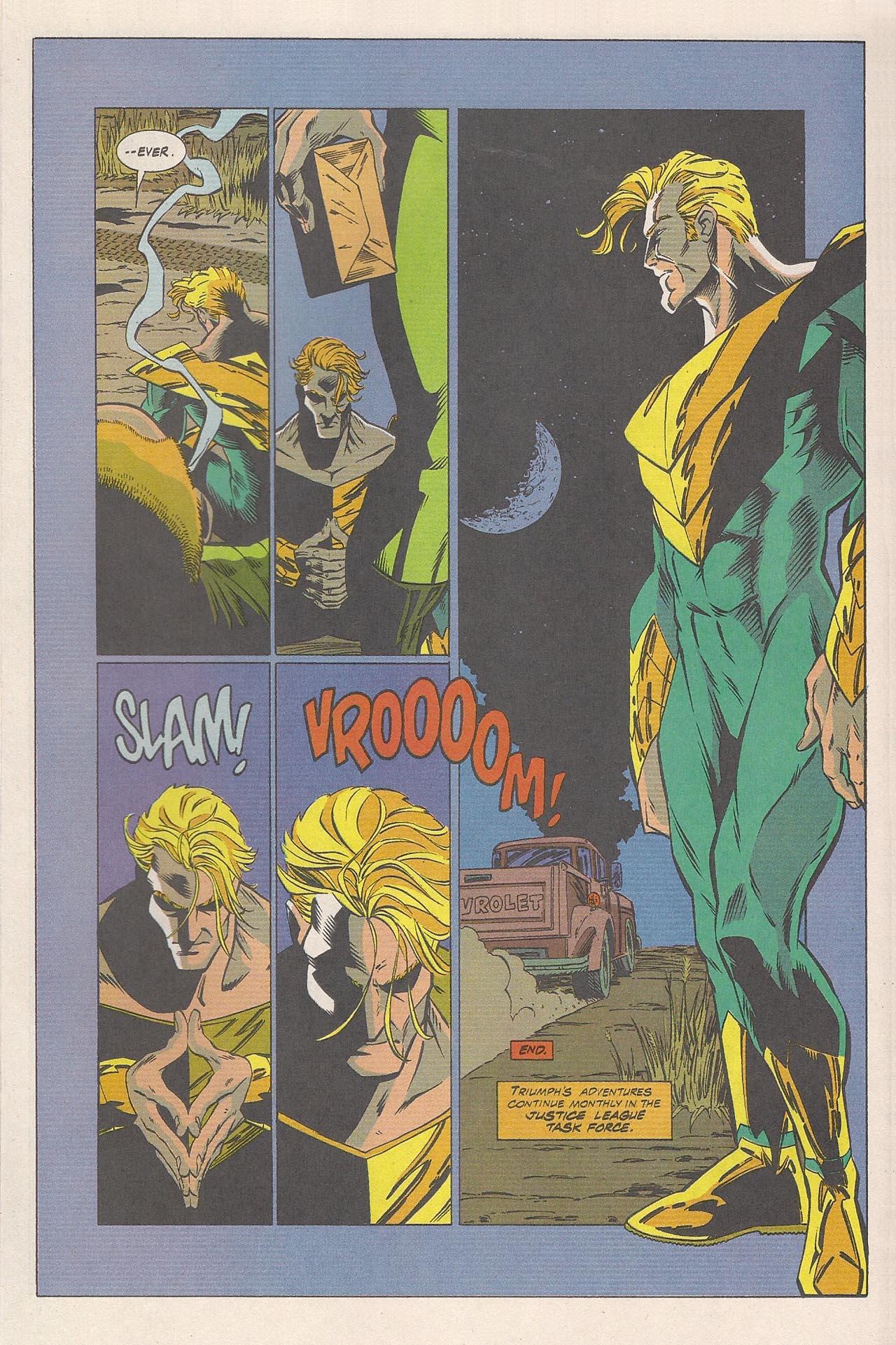 Read online Triumph comic -  Issue #4 - 32
