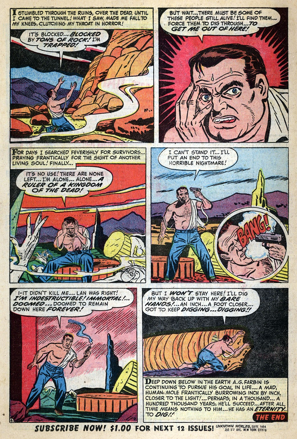 Journey Into Unknown Worlds (1950) issue 4 - Page 26