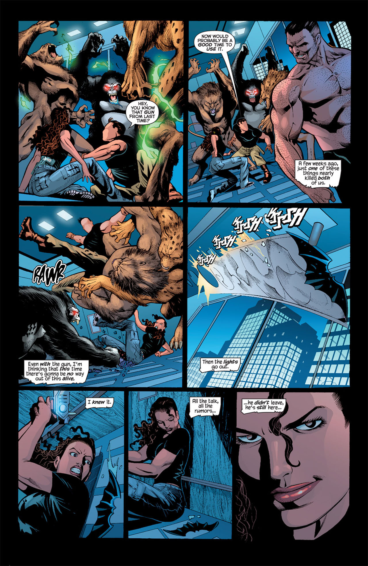 Read online 52 comic -  Issue #11 - 15