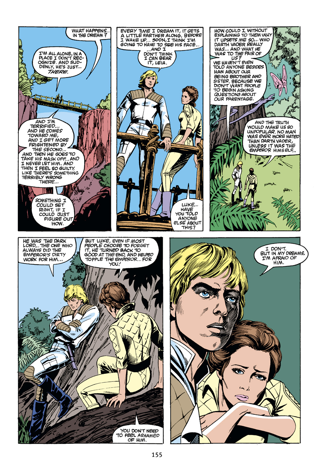 Read online Star Wars Omnibus comic -  Issue # Vol. 21 - 148