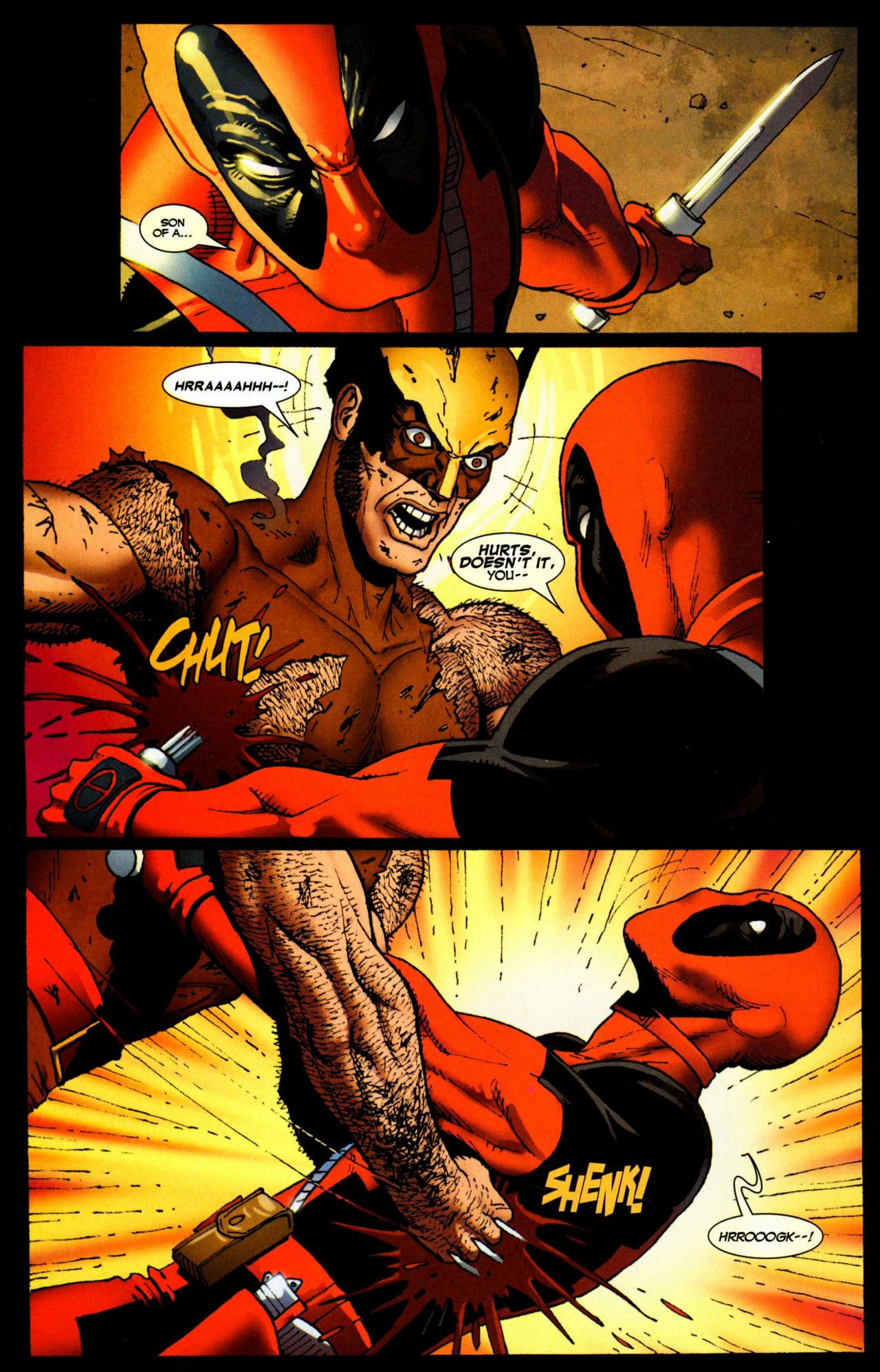 Read online Wolverine: Origins comic -  Issue #23 - 21