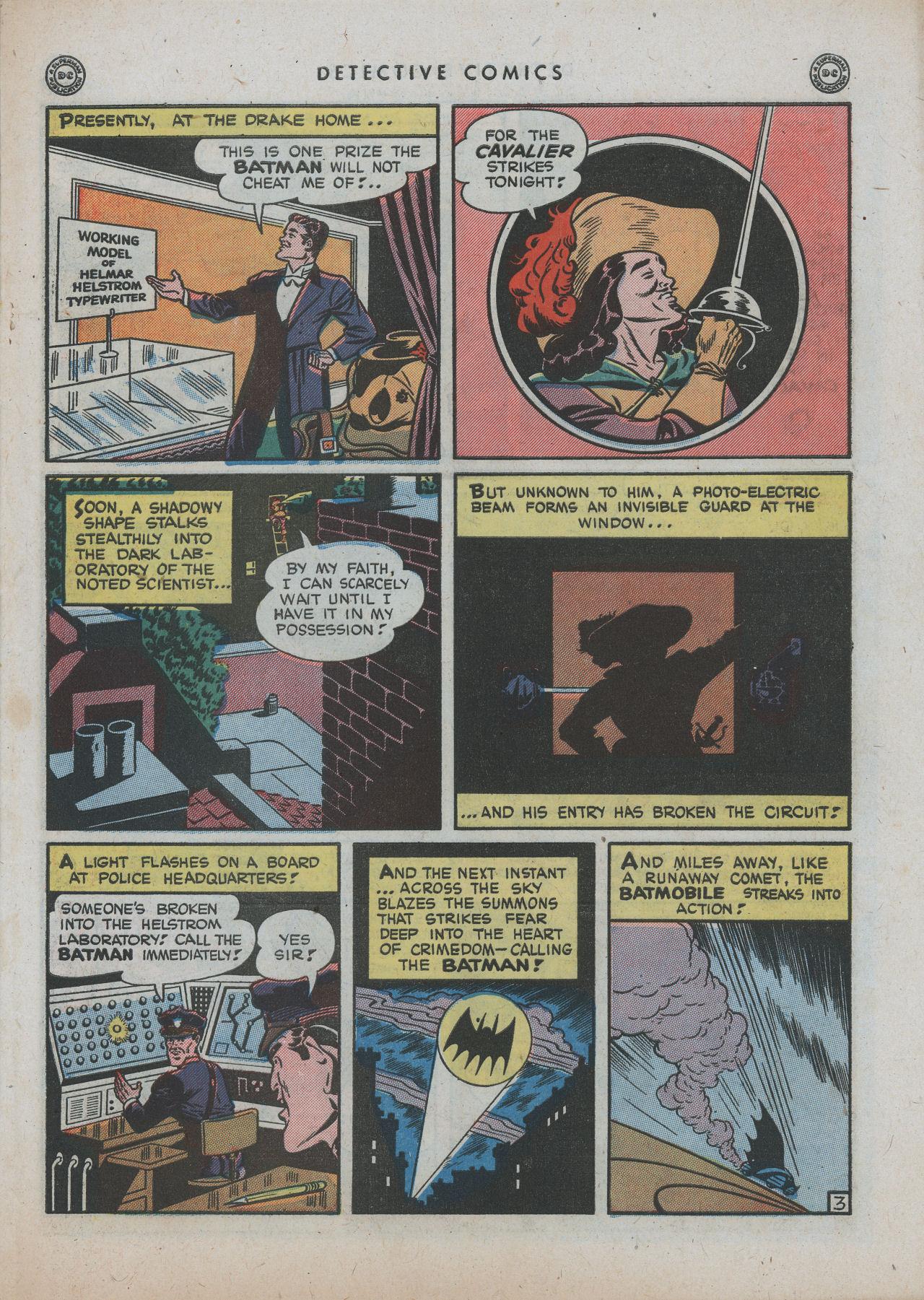 Read online Detective Comics (1937) comic -  Issue #89 - 5