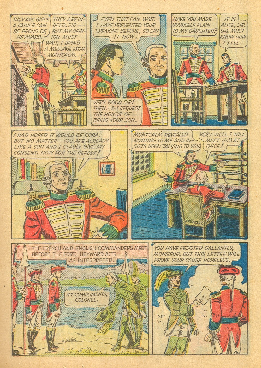 Classics Illustrated issue 4 - Page 29