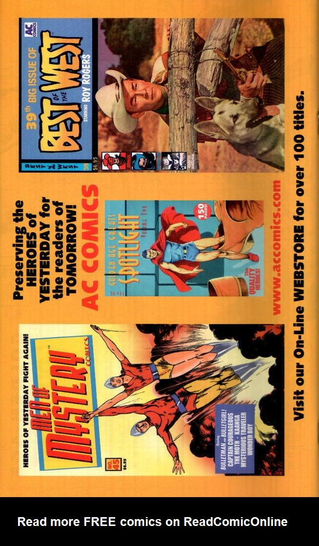 Read online Men of Mystery Comics comic -  Issue #44 - 54
