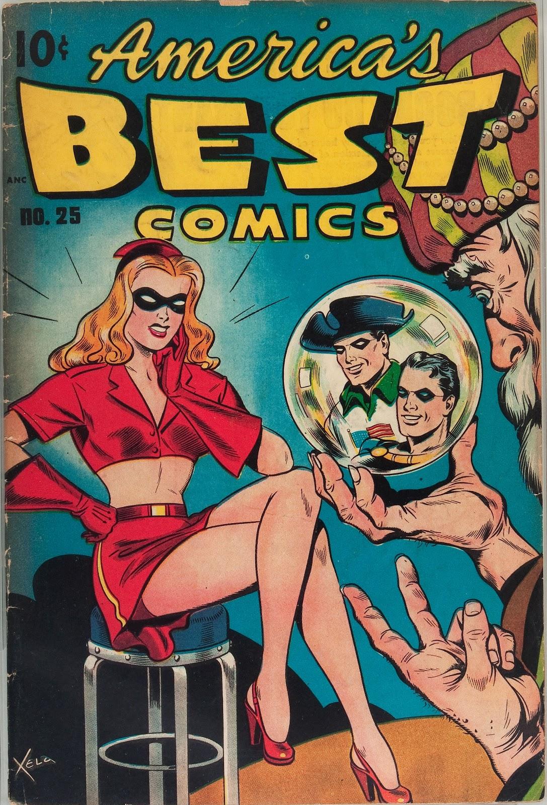 Americas Best Comics 25 Page 1