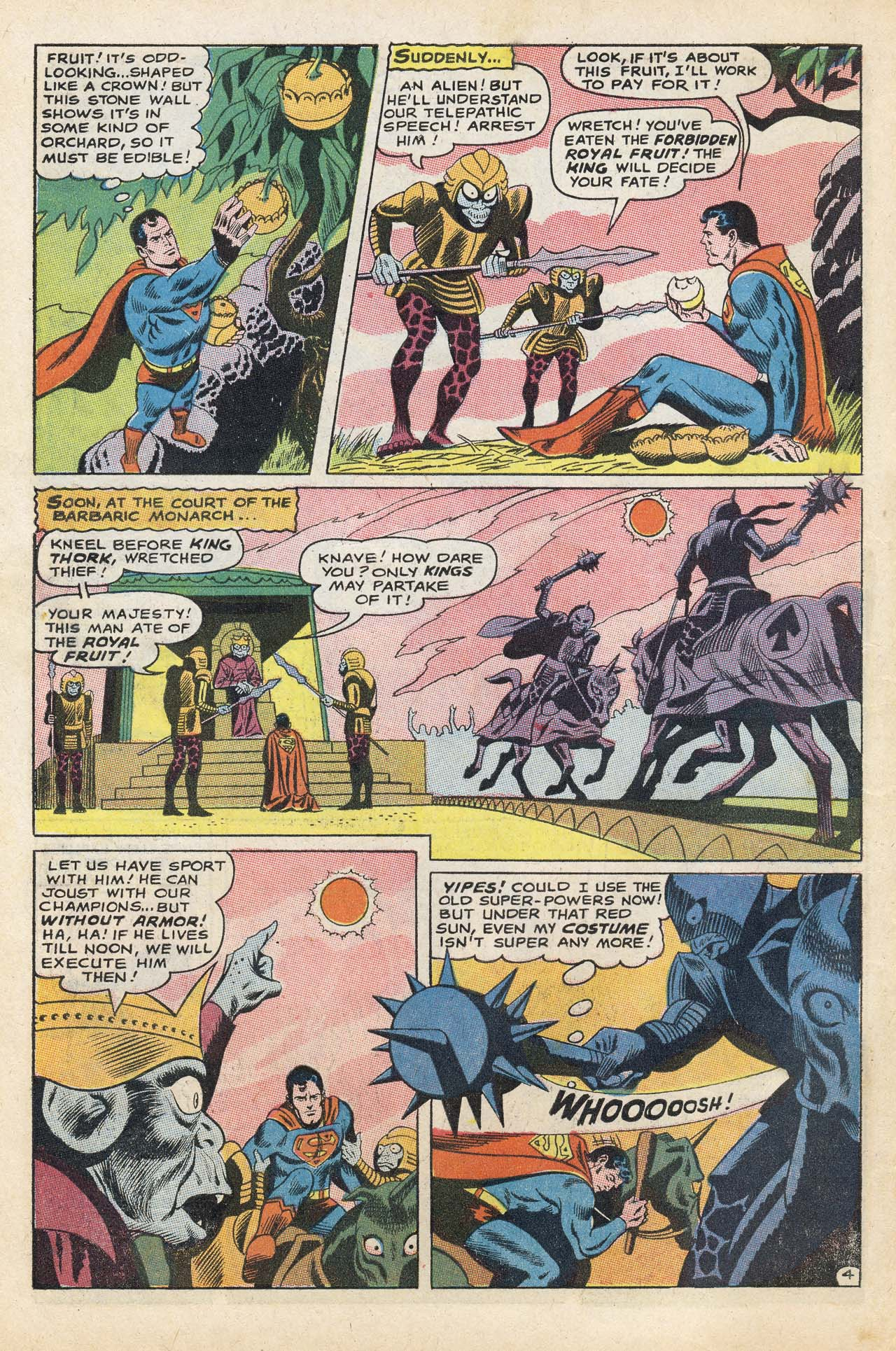 Read online Action Comics (1938) comic -  Issue #369 - 6