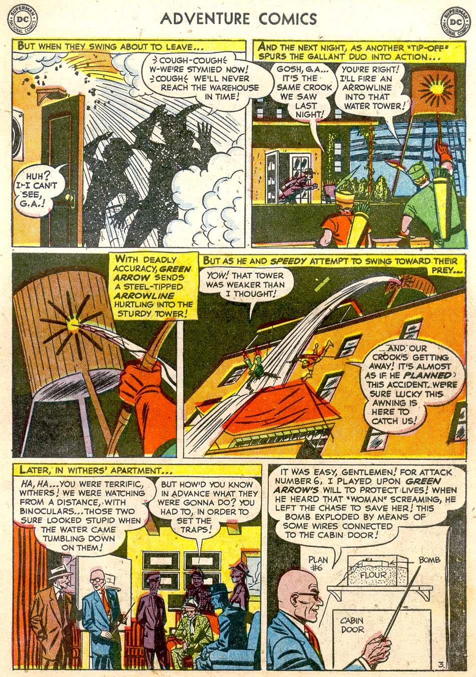 Read online Adventure Comics (1938) comic -  Issue #174 - 35