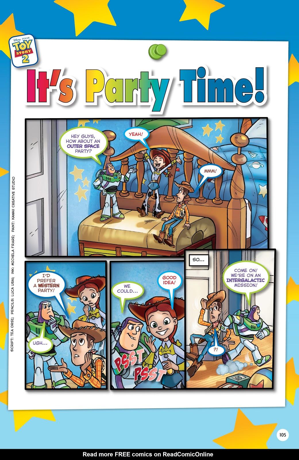 Read online DISNEY·PIXAR Toy Story Adventures comic -  Issue # TPB 1 (Part 2) - 5