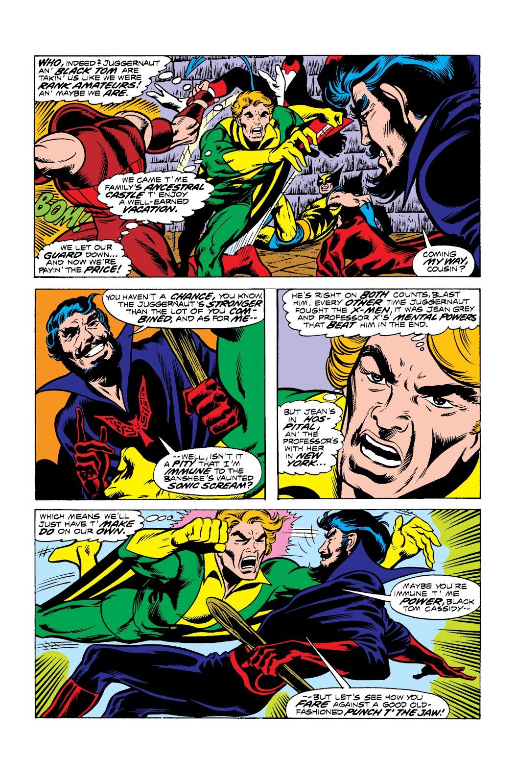 Uncanny X-Men (1963) issue 102 - Page 3