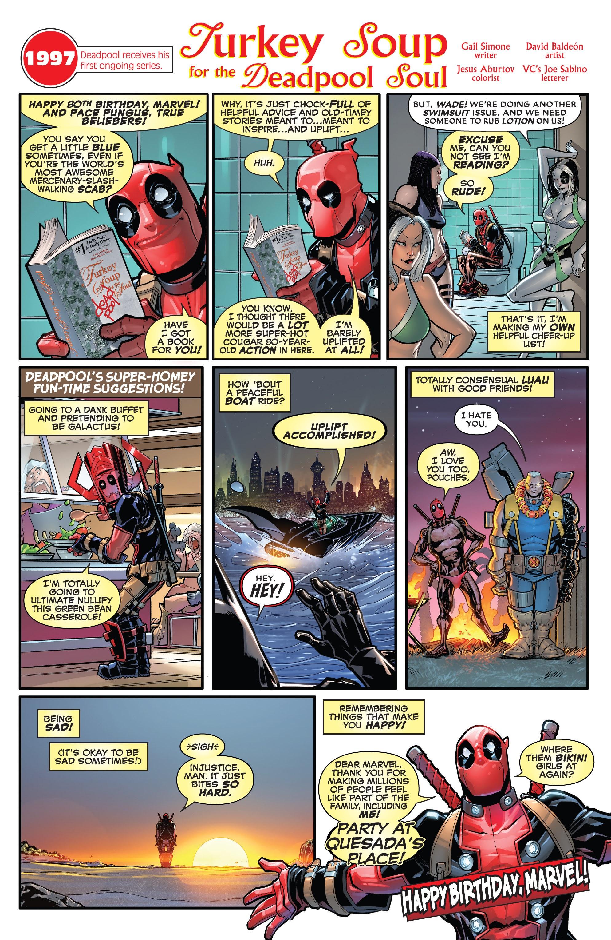 Read online Marvel Comics (2019) comic -  Issue #1000 - 61