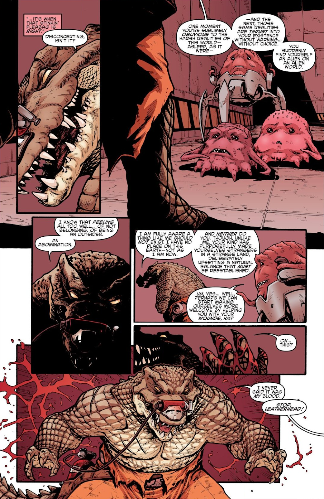 Read online Teenage Mutant Ninja Turtles: The IDW Collection comic -  Issue # TPB 7 (Part 2) - 73