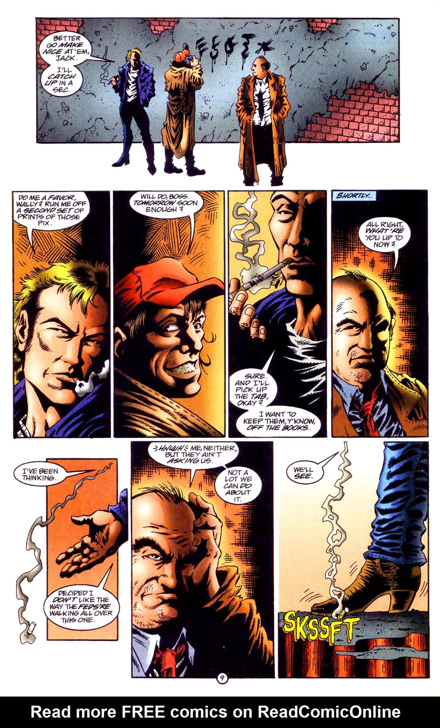 Read online Rune (1995) comic -  Issue #1 - 10