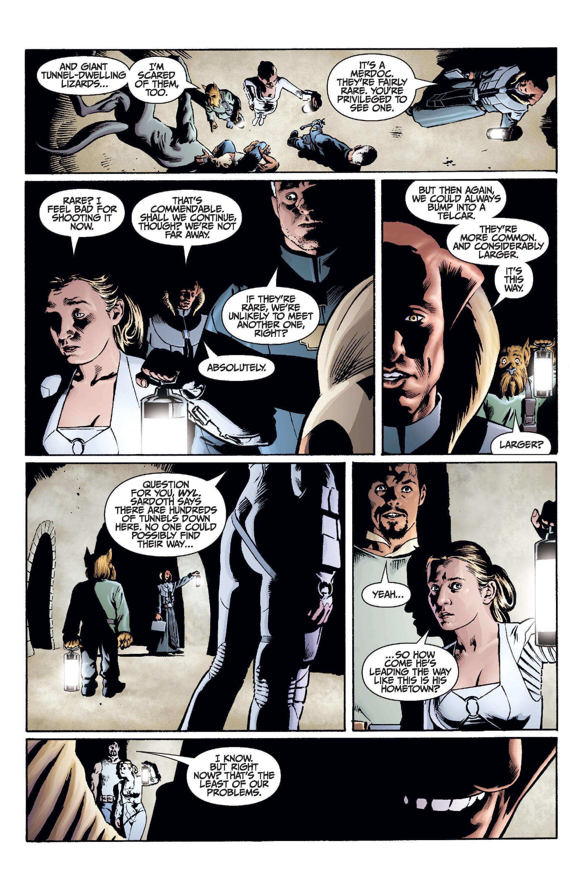 Read online Star Wars Omnibus comic -  Issue # Vol. 20 - 263