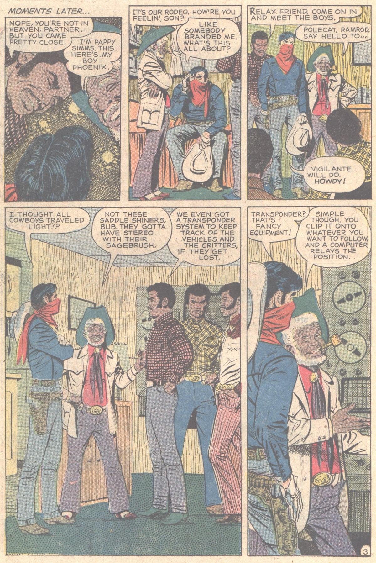Read online Adventure Comics (1938) comic -  Issue #422 - 22