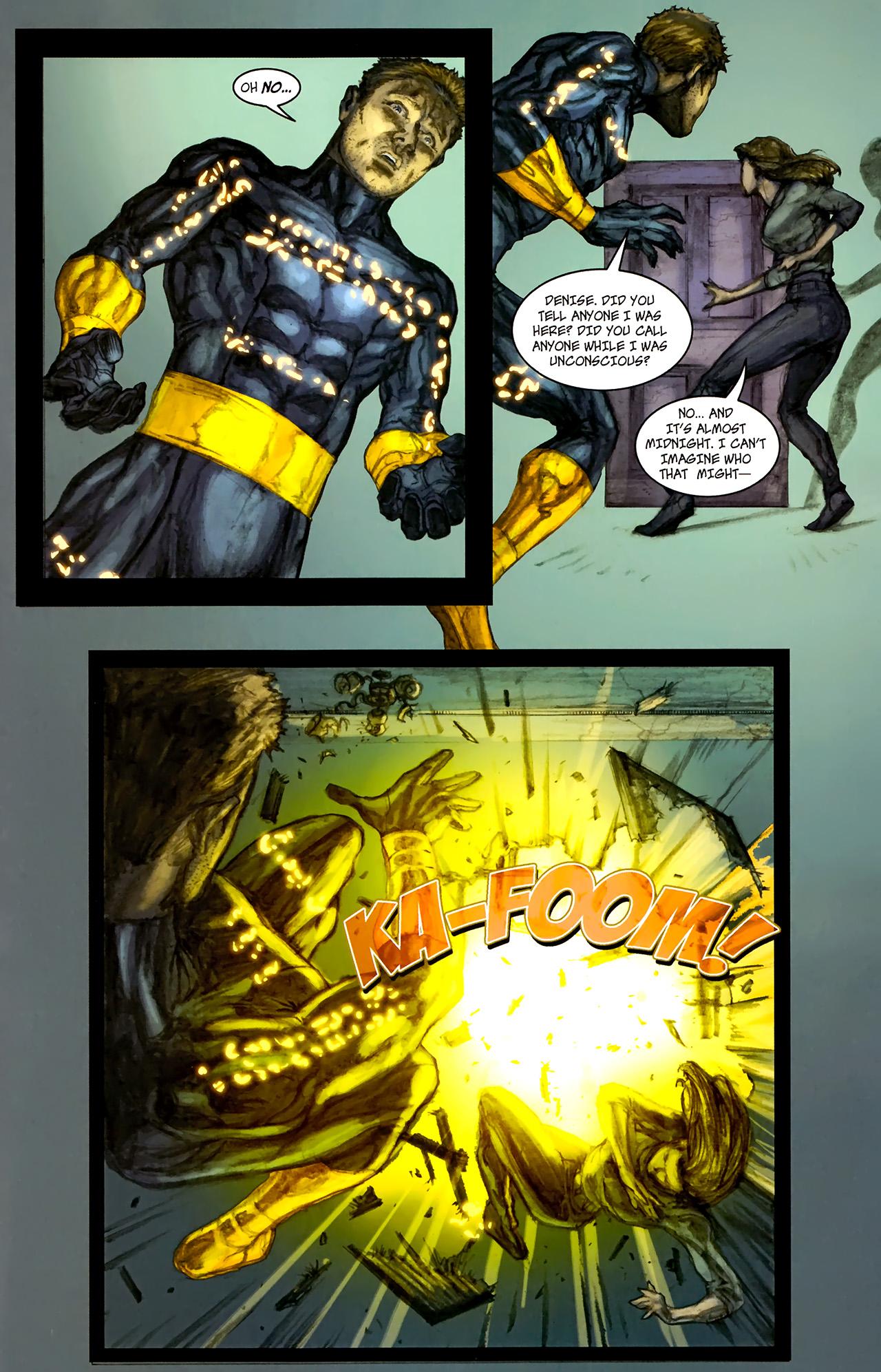 Read online Phoenix comic -  Issue #1 - 23