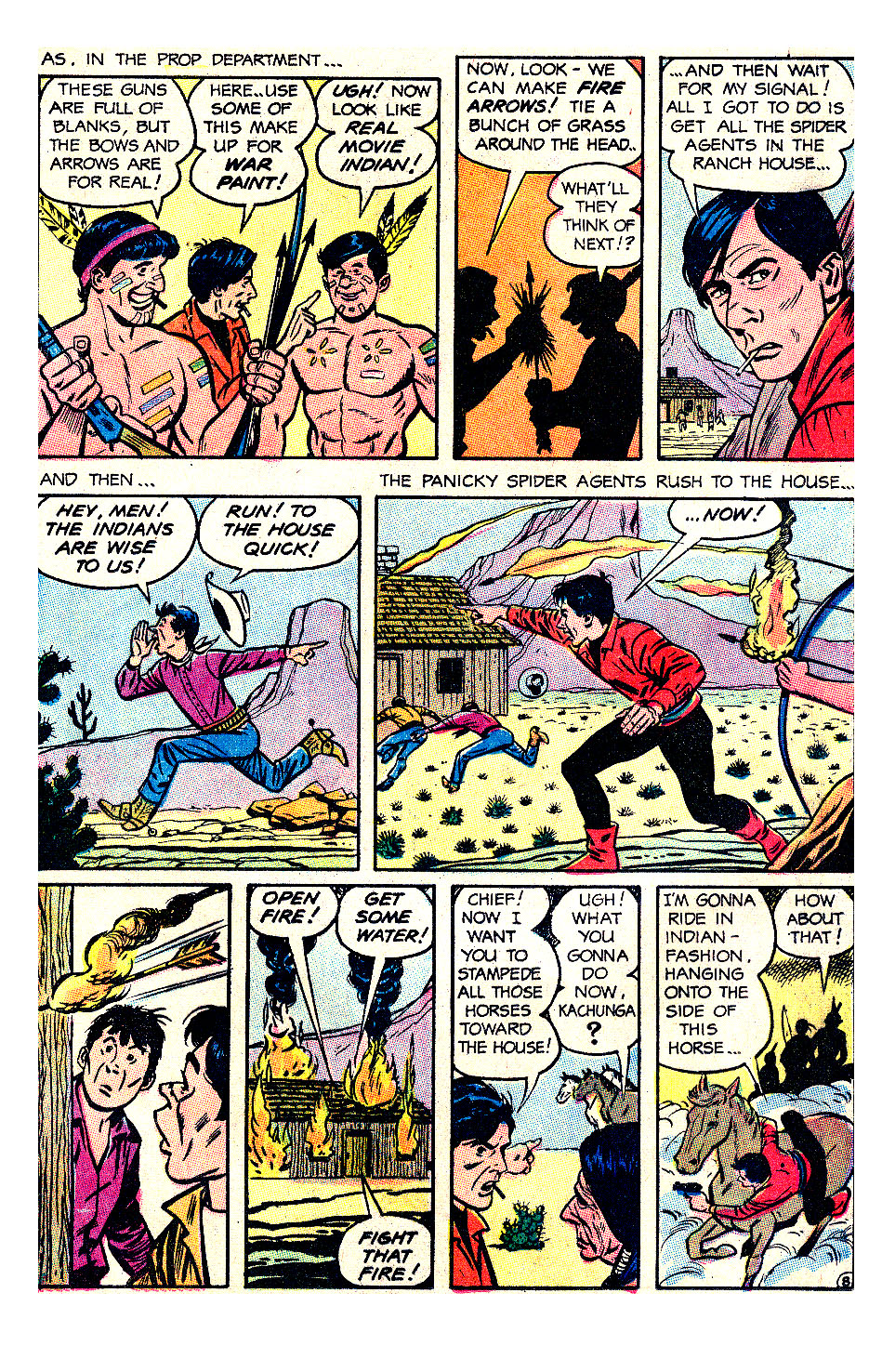 T.H.U.N.D.E.R. Agents (1965) issue 17 - Page 33