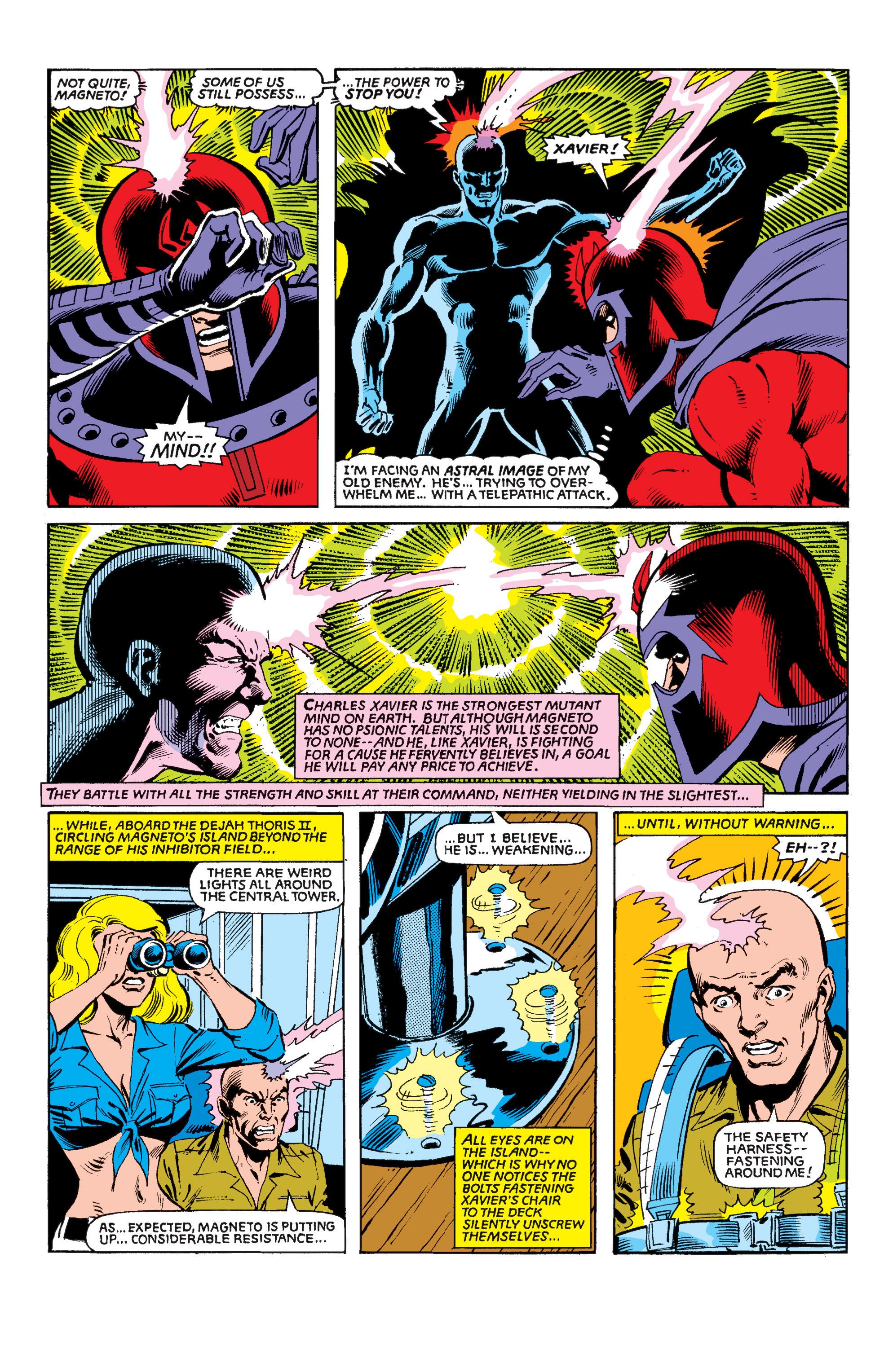 Read online Uncanny X-Men (1963) comic -  Issue #150 - 25