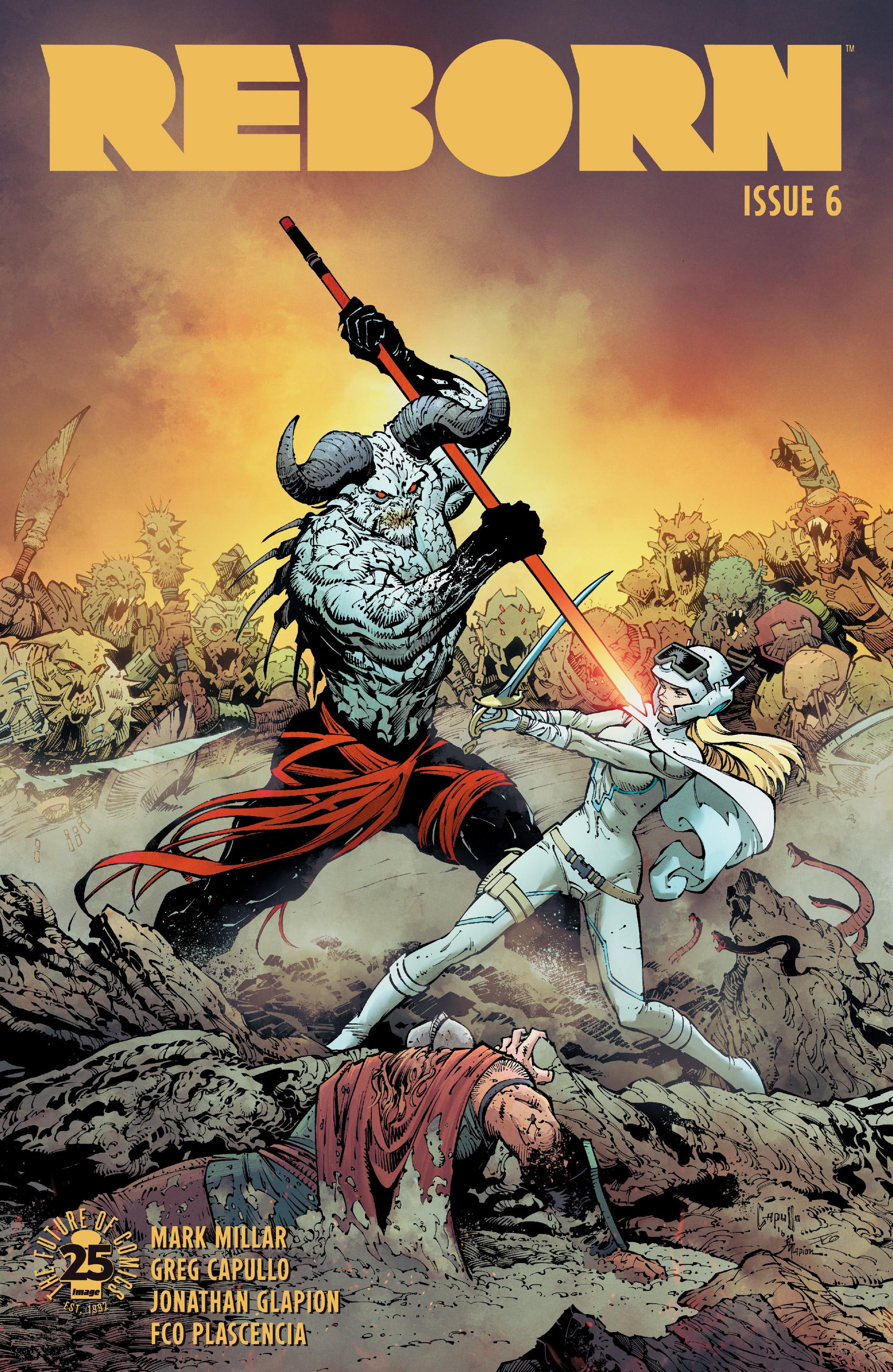 Read online Reborn comic -  Issue #6 - 1