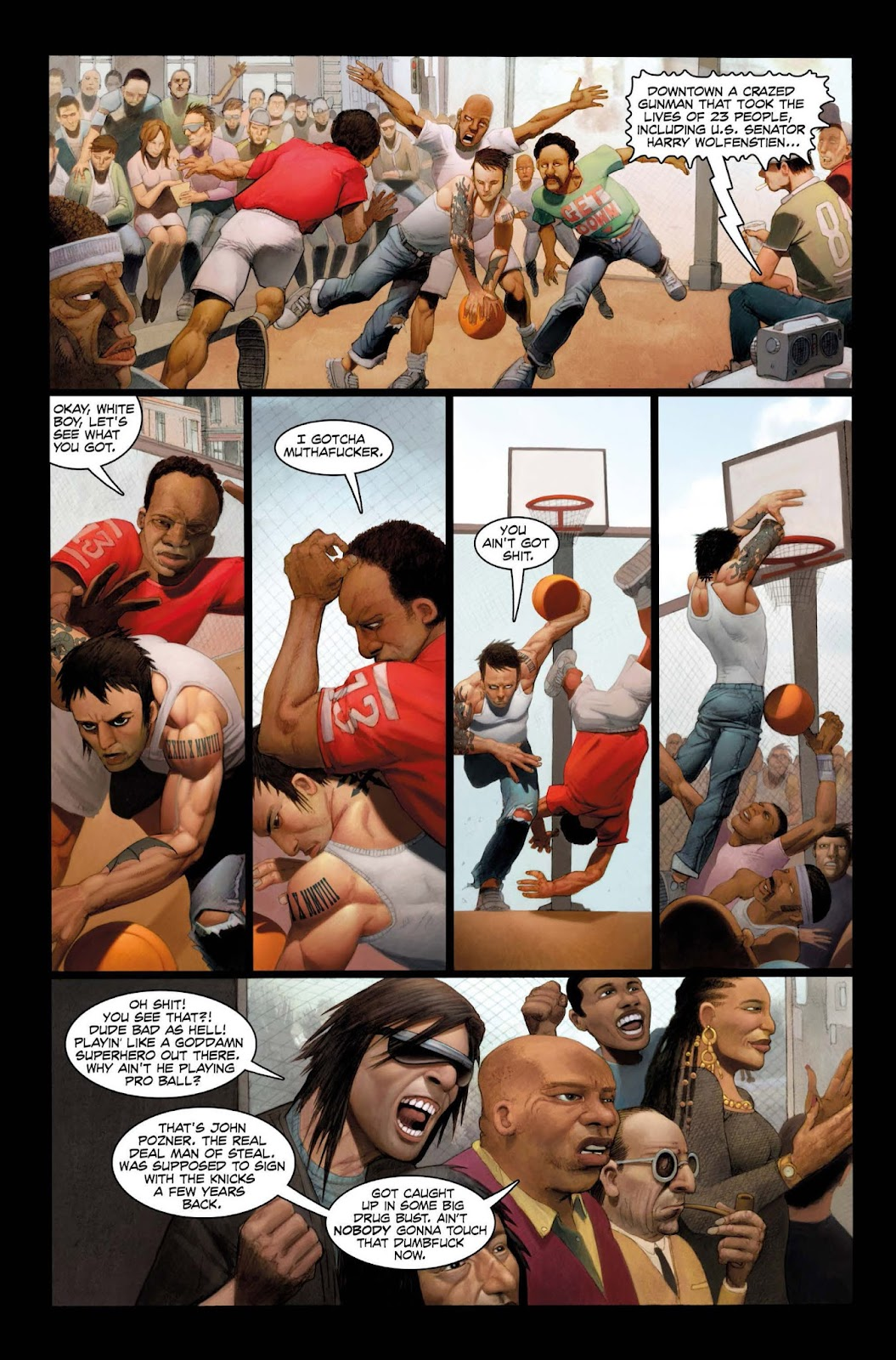 13 Coins issue TPB - Page 12