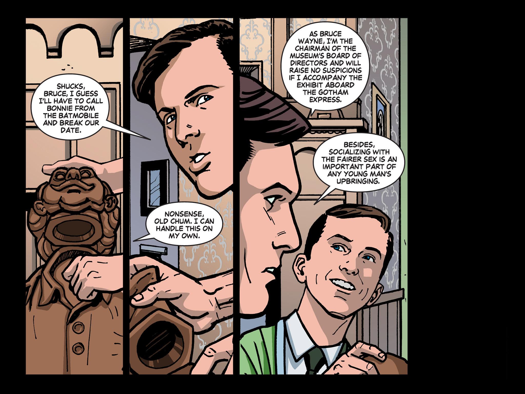Read online Batman '66 Meets the Green Hornet [II] comic -  Issue #1 - 31