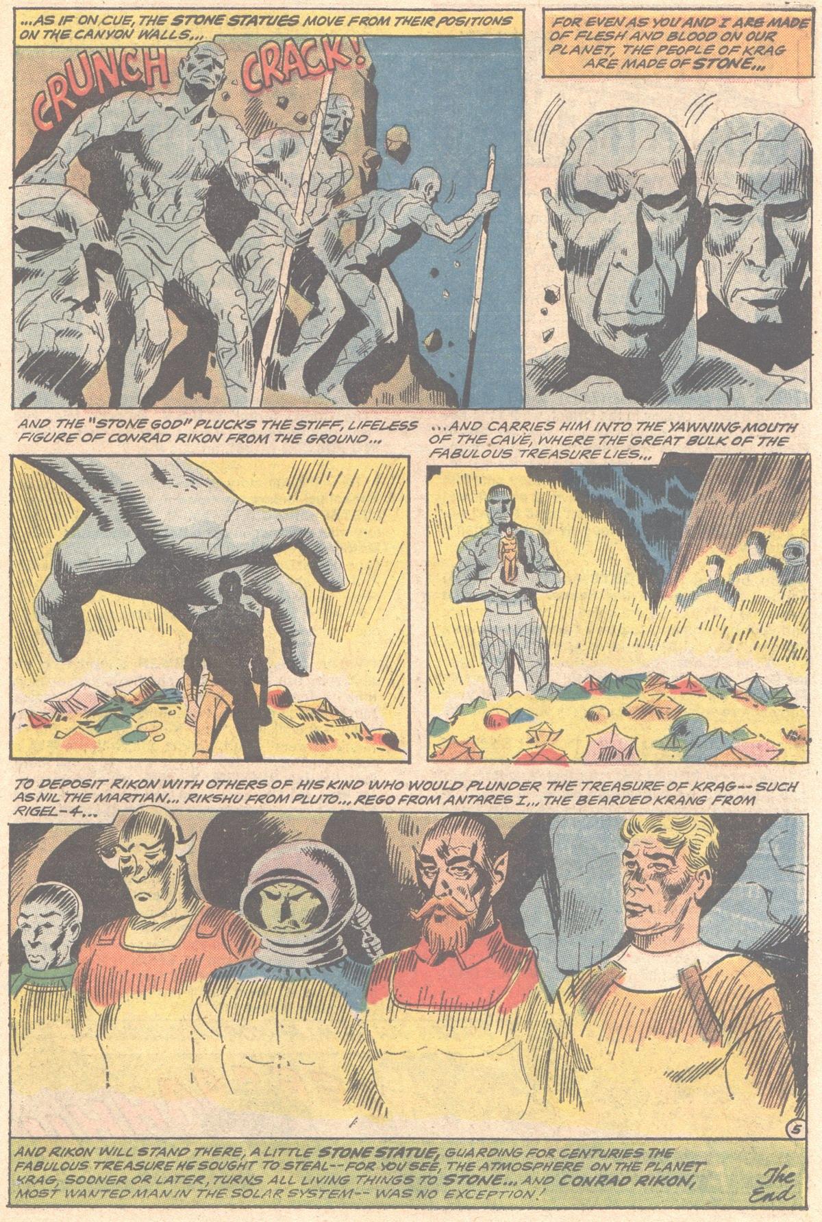 Read online Adventure Comics (1938) comic -  Issue #420 - 33