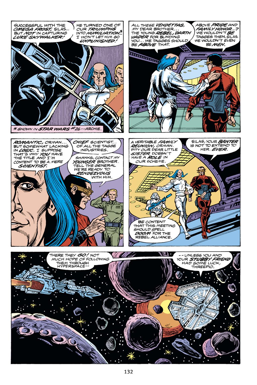 Read online Star Wars Omnibus comic -  Issue # Vol. 14 - 132