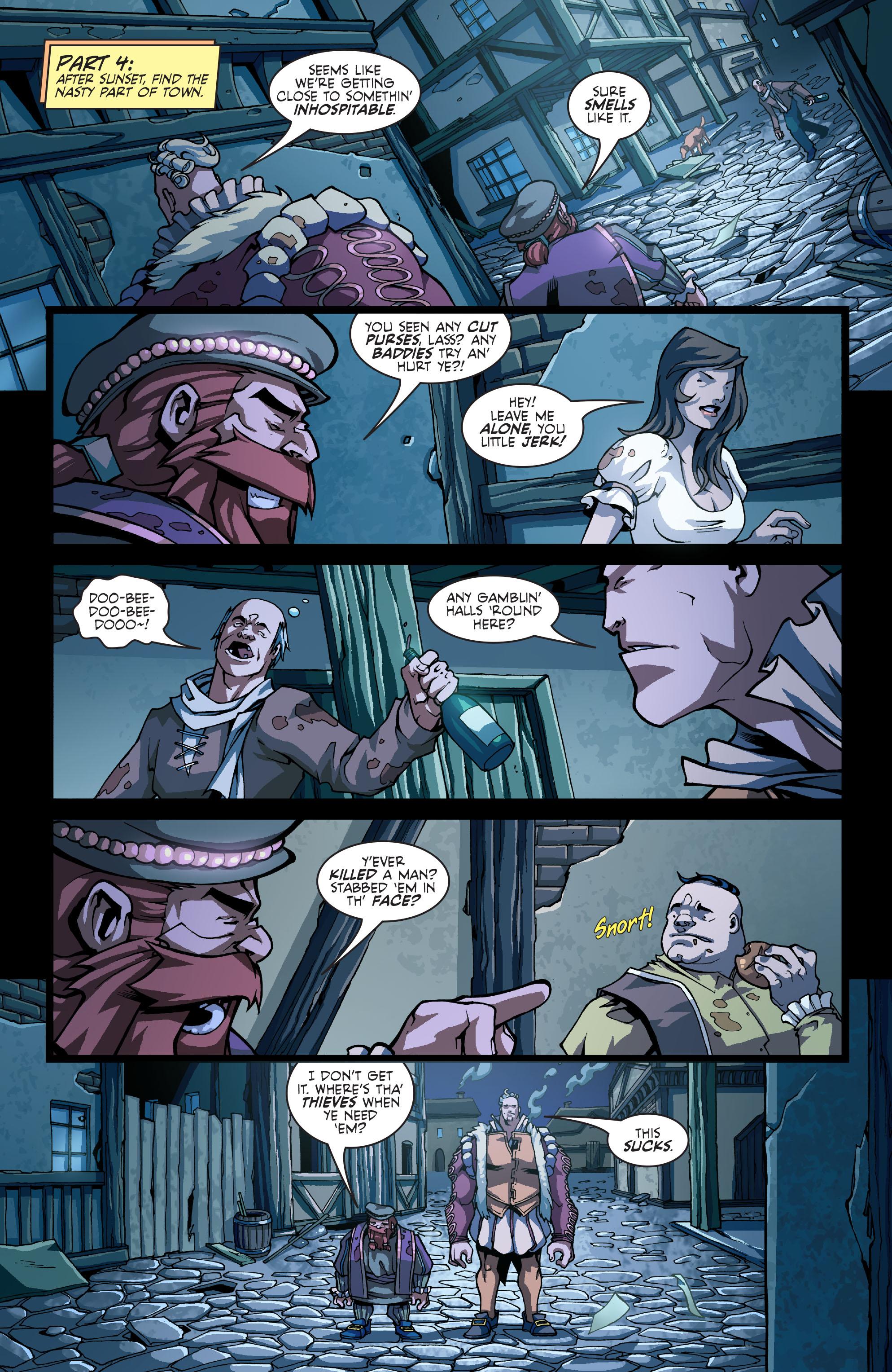 Read online Skullkickers comic -  Issue #8 - 11