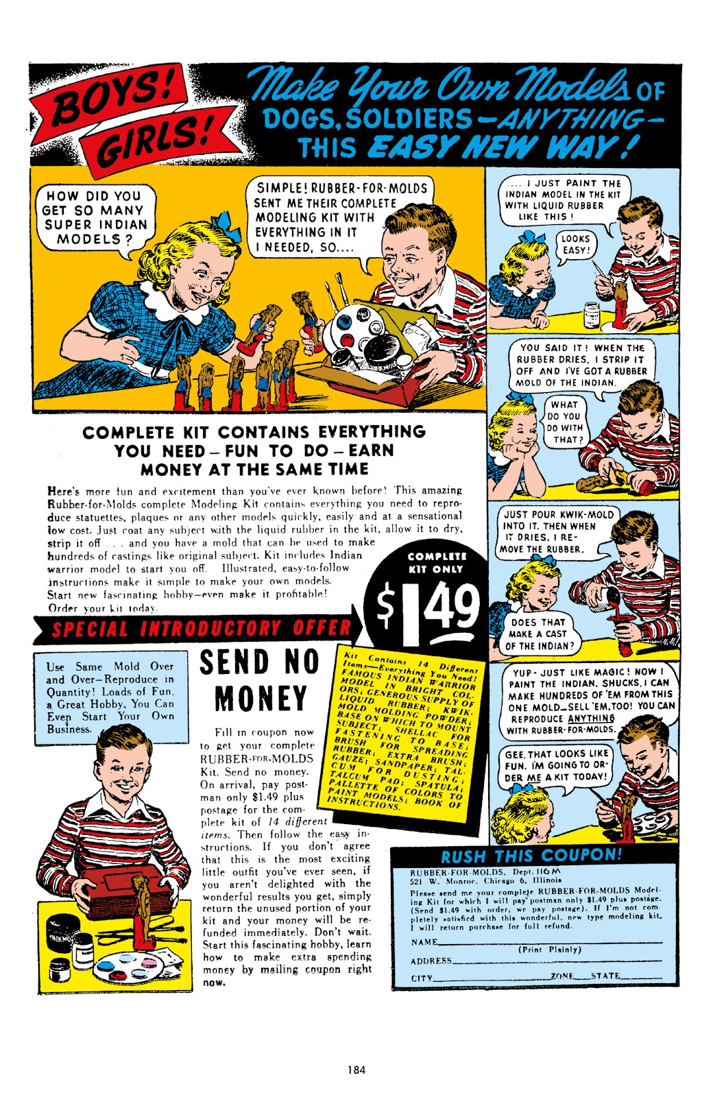 Read online Crime Does Not Pay Archives comic -  Issue # TPB 7 (Part 2) - 85