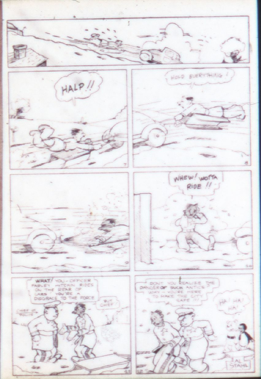 More Fun Comics issue 14 - Page 27