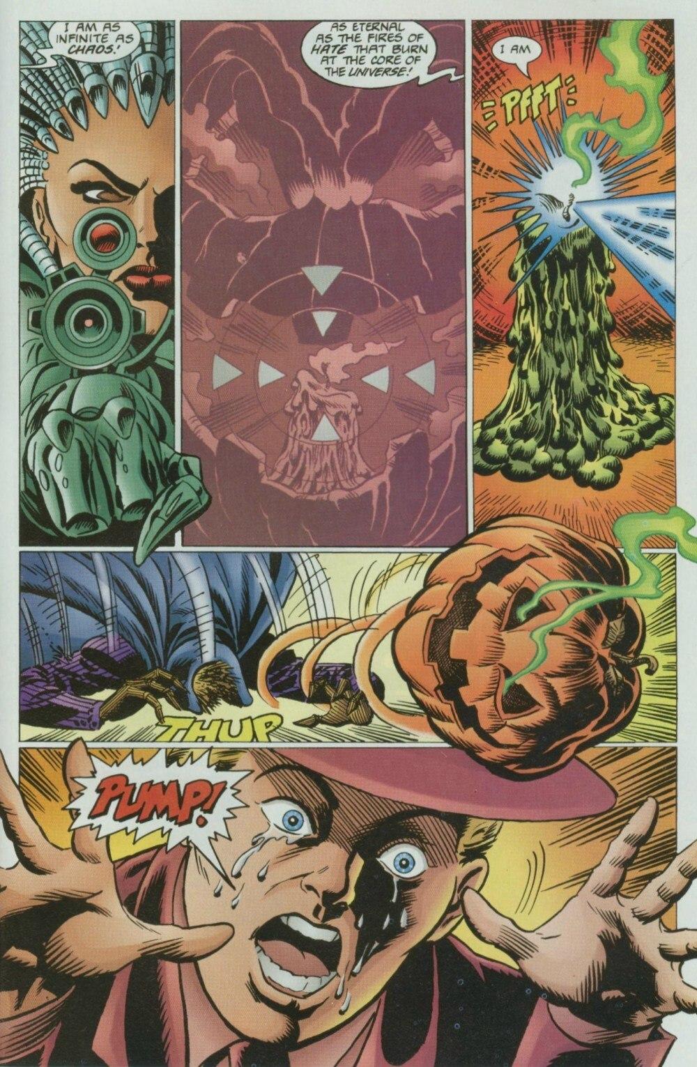 Read online Sludge comic -  Issue #9 - 27