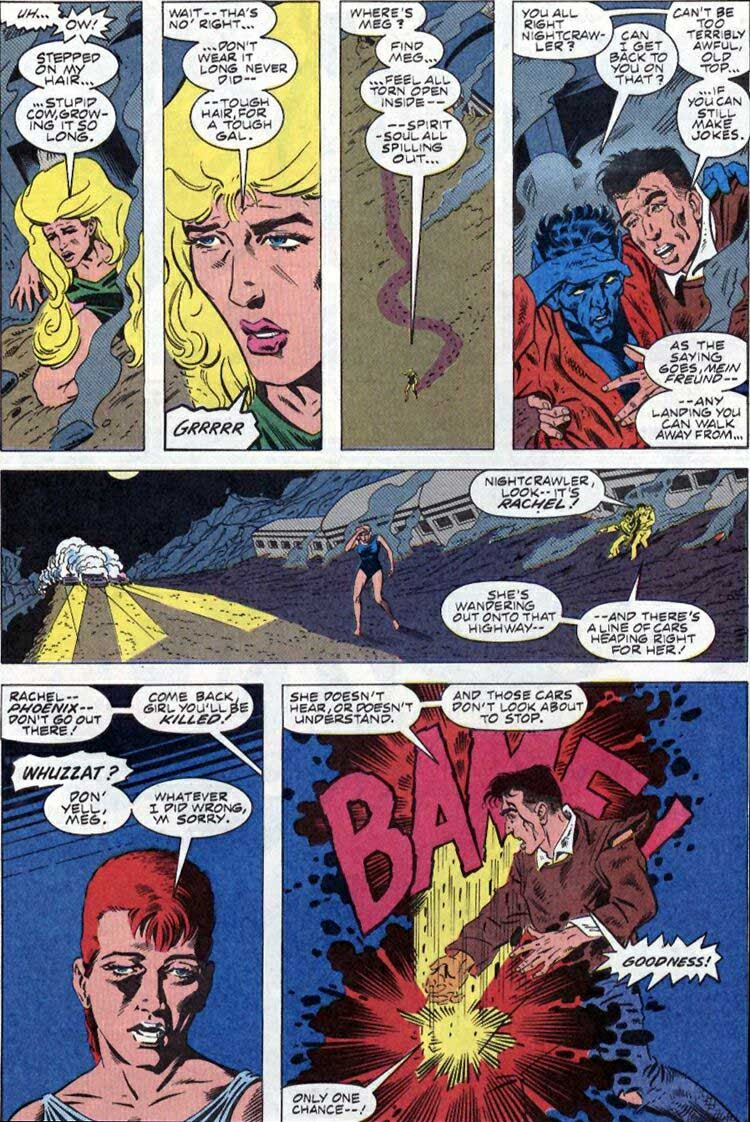 Excalibur (1988) issue 18 - Page 7
