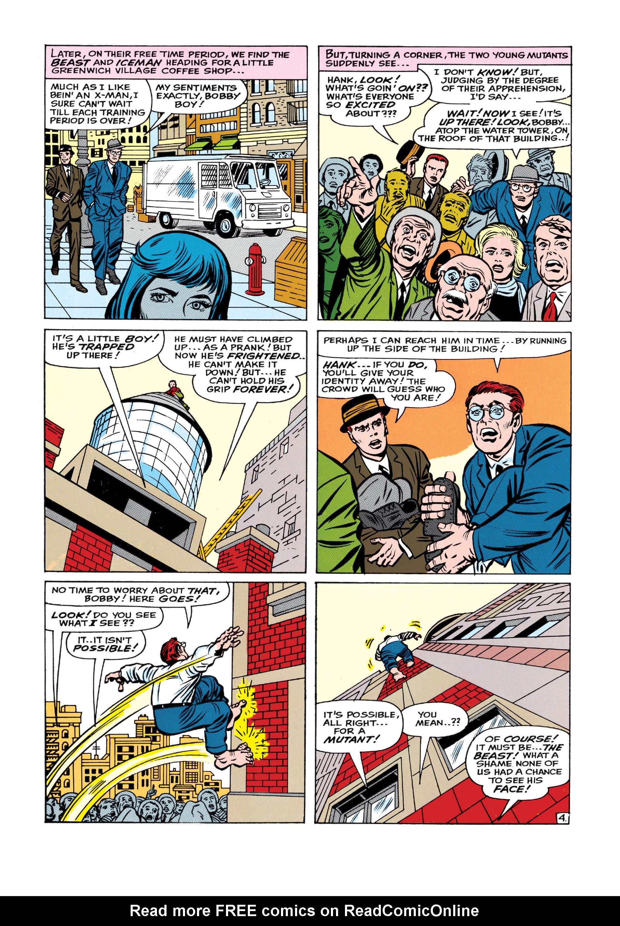 Uncanny X-Men (1963) 8 Page 4