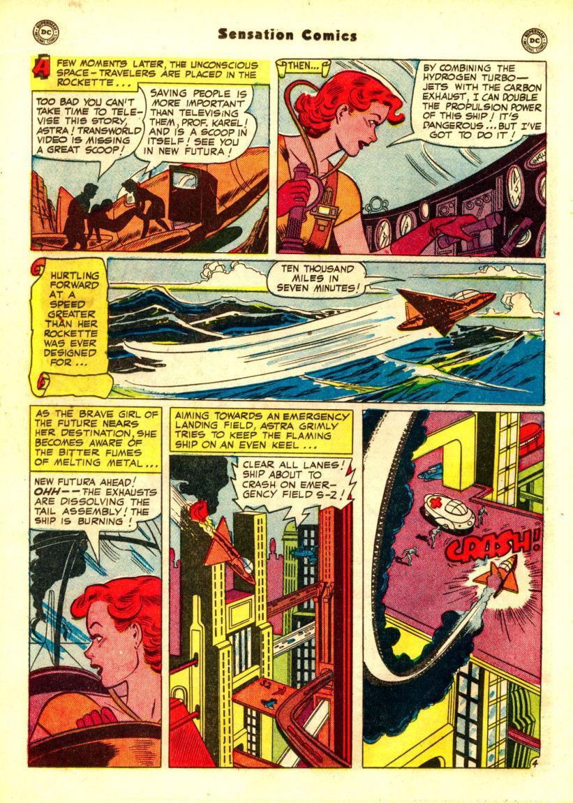 Read online Sensation (Mystery) Comics comic -  Issue #99 - 32