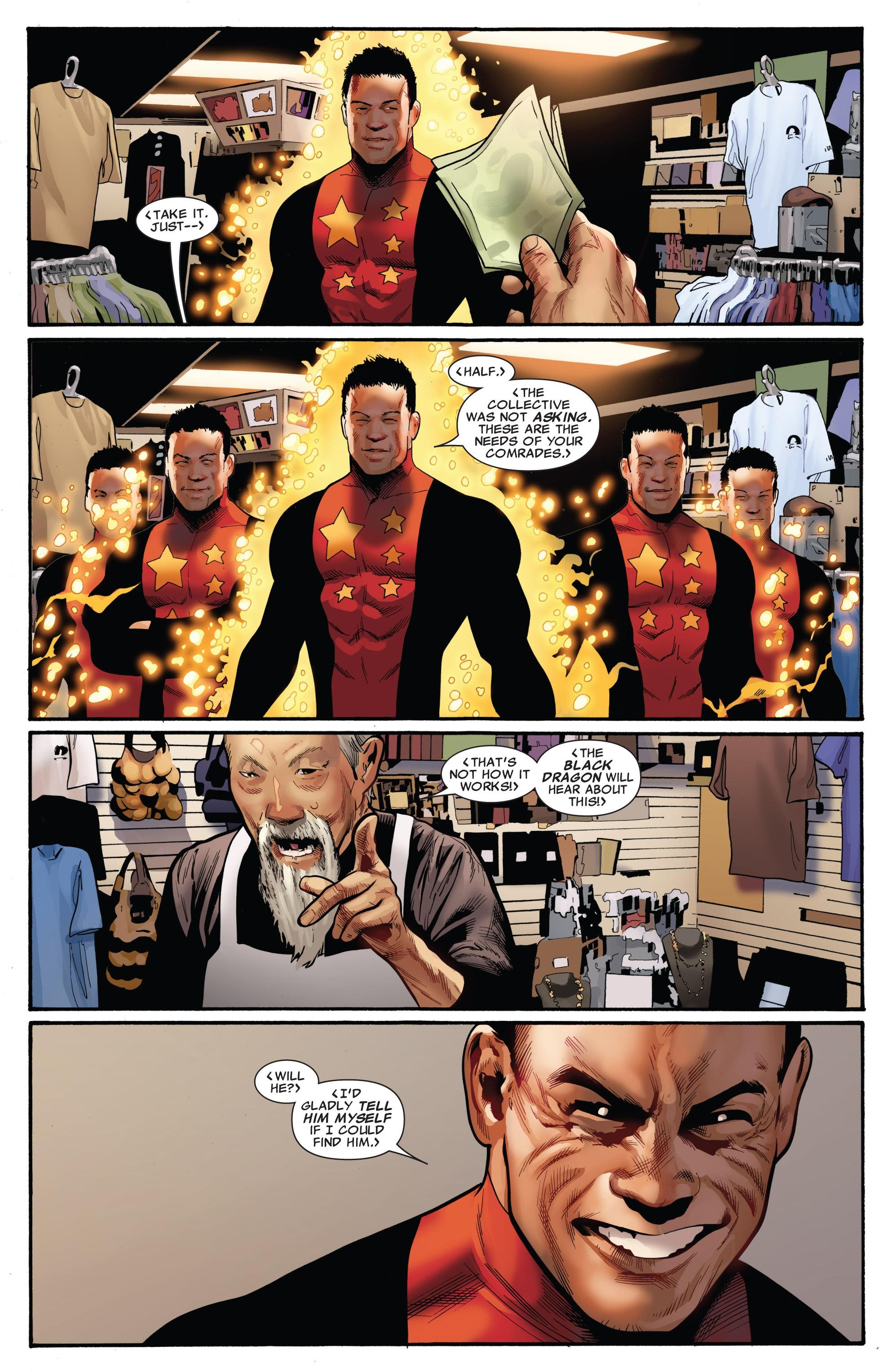 Read online Uncanny X-Men (1963) comic -  Issue #530 - 11