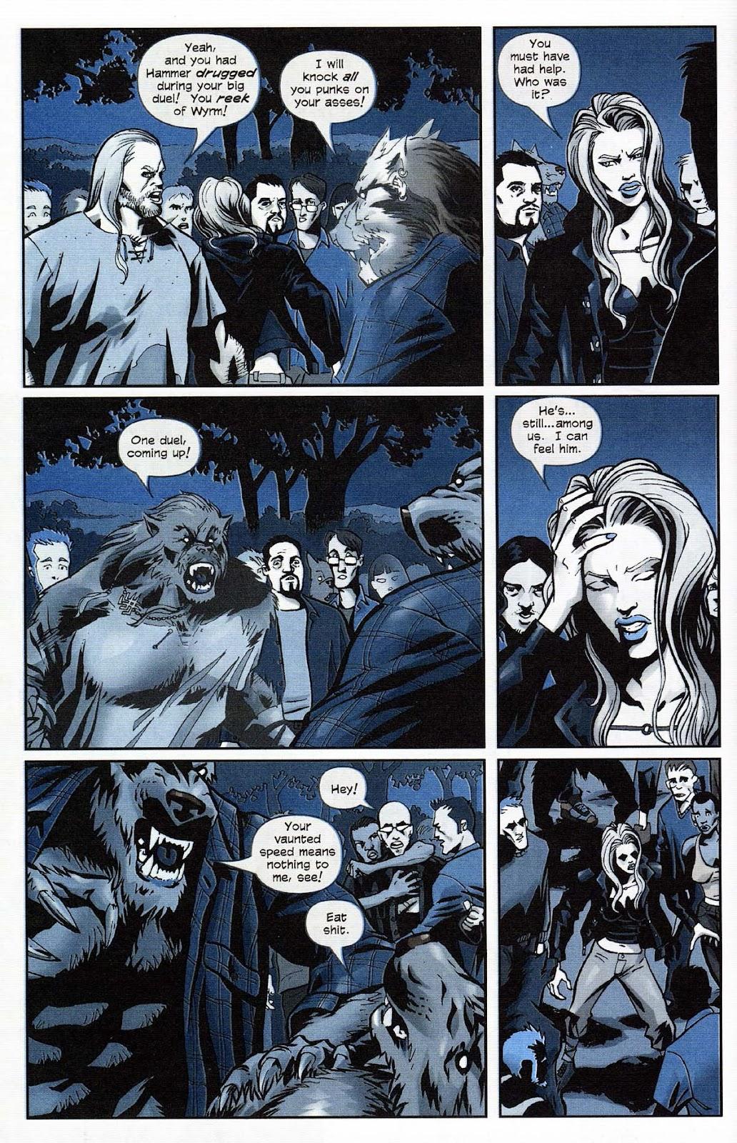 Read online Werewolf the Apocalypse comic -  Issue # Get of Fenris - 44