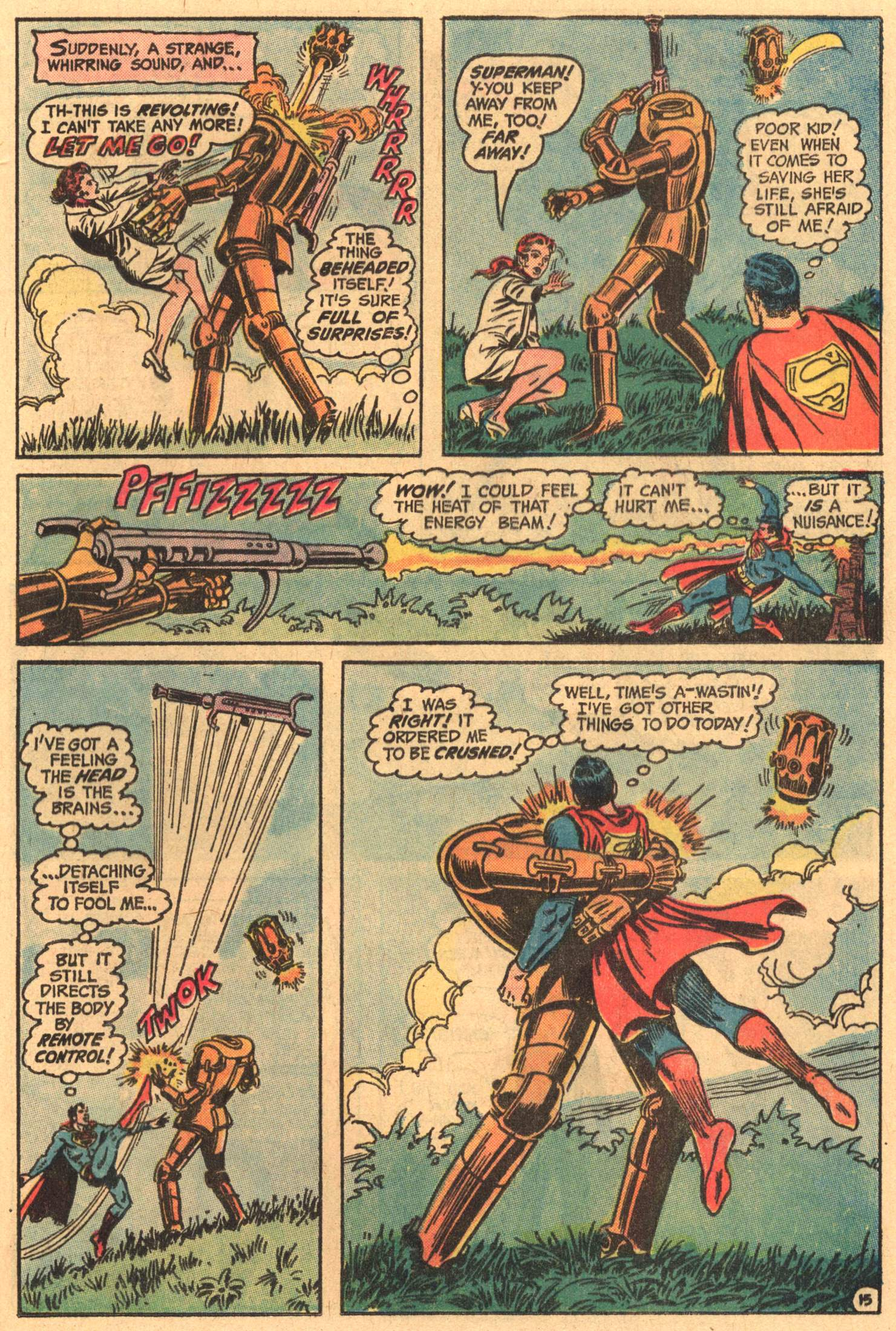 Read online Action Comics (1938) comic -  Issue #416 - 20