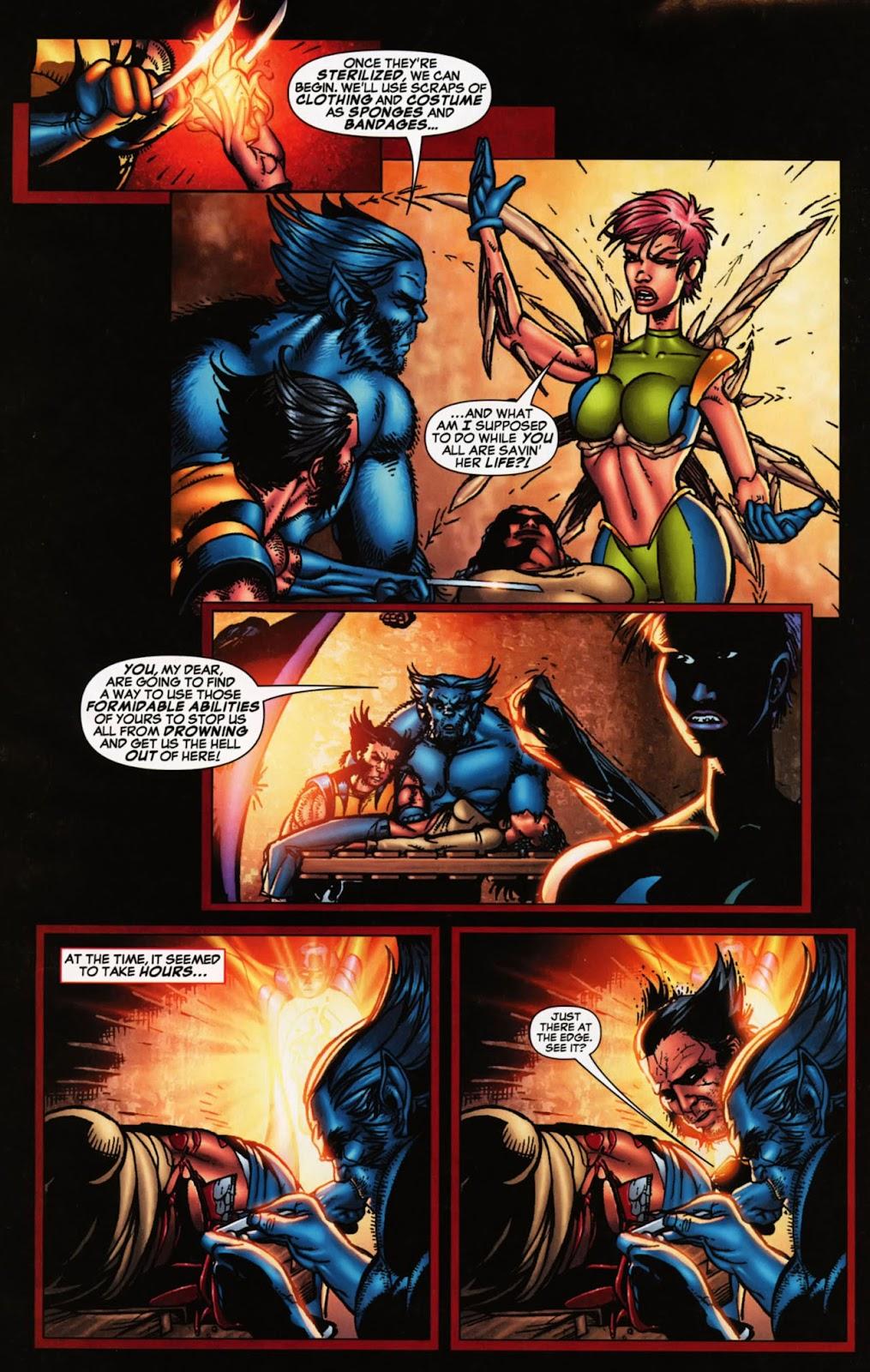 Read online Wolverine (2003) comic -  Issue #900 - 43