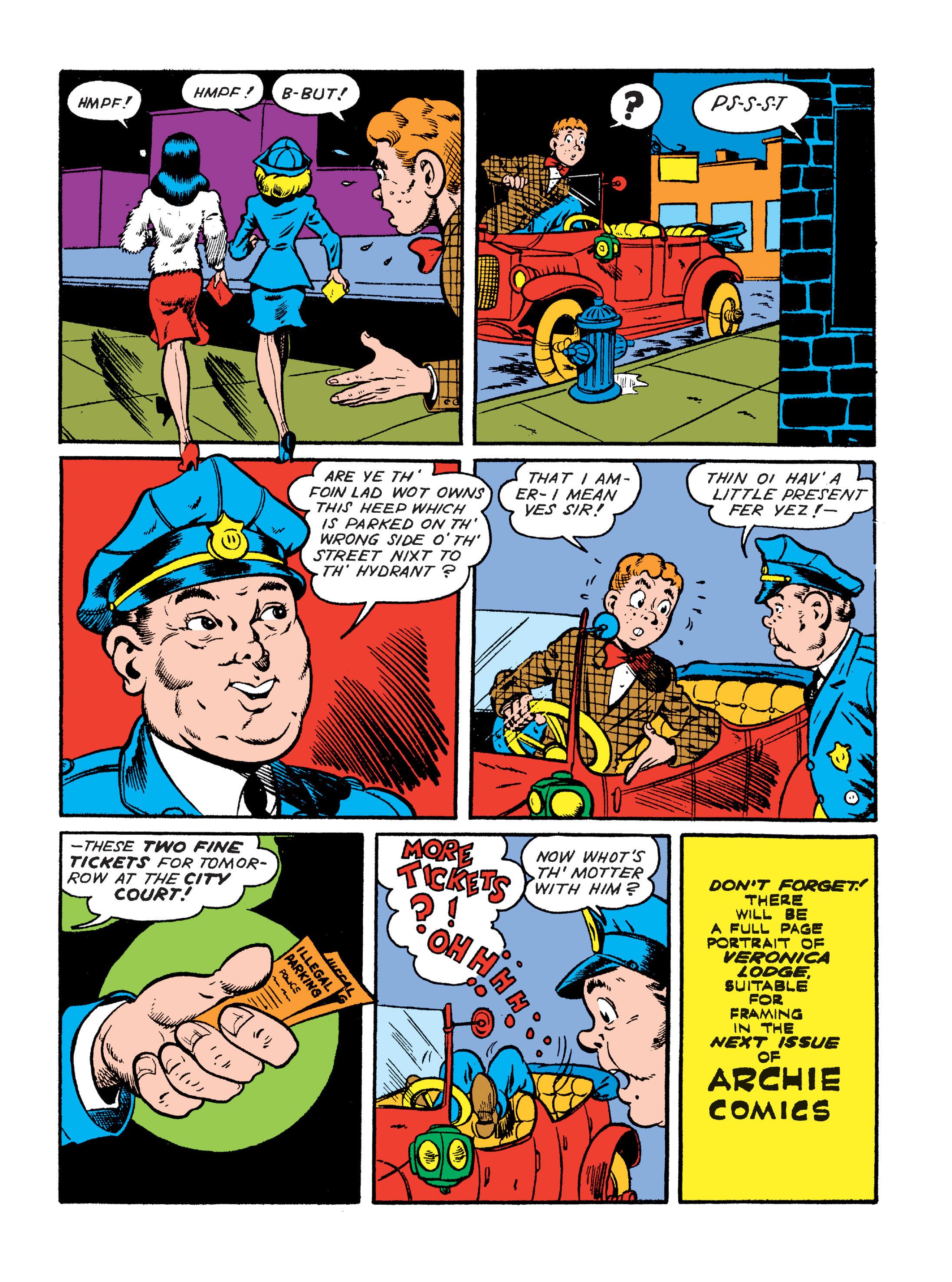 Read online Archie 1000 Page Comics Blowout! comic -  Issue # TPB (Part 3) - 209