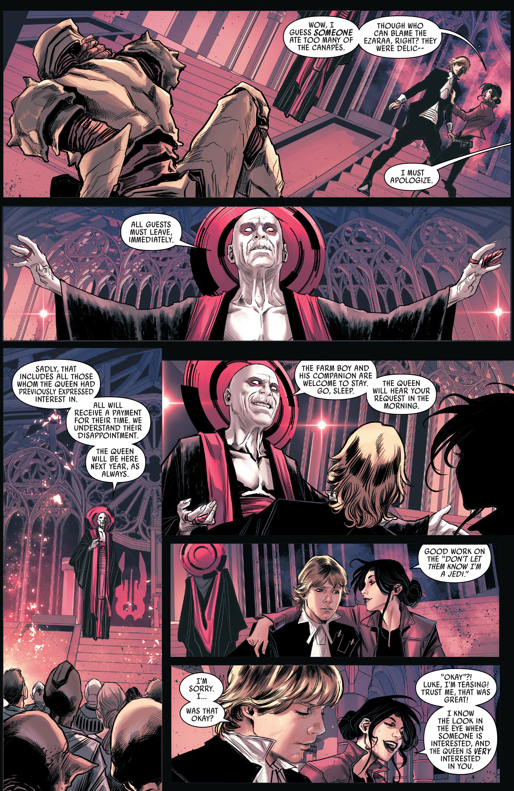 Read online Star Wars: The Screaming Citadel comic -  Issue # Full - 30