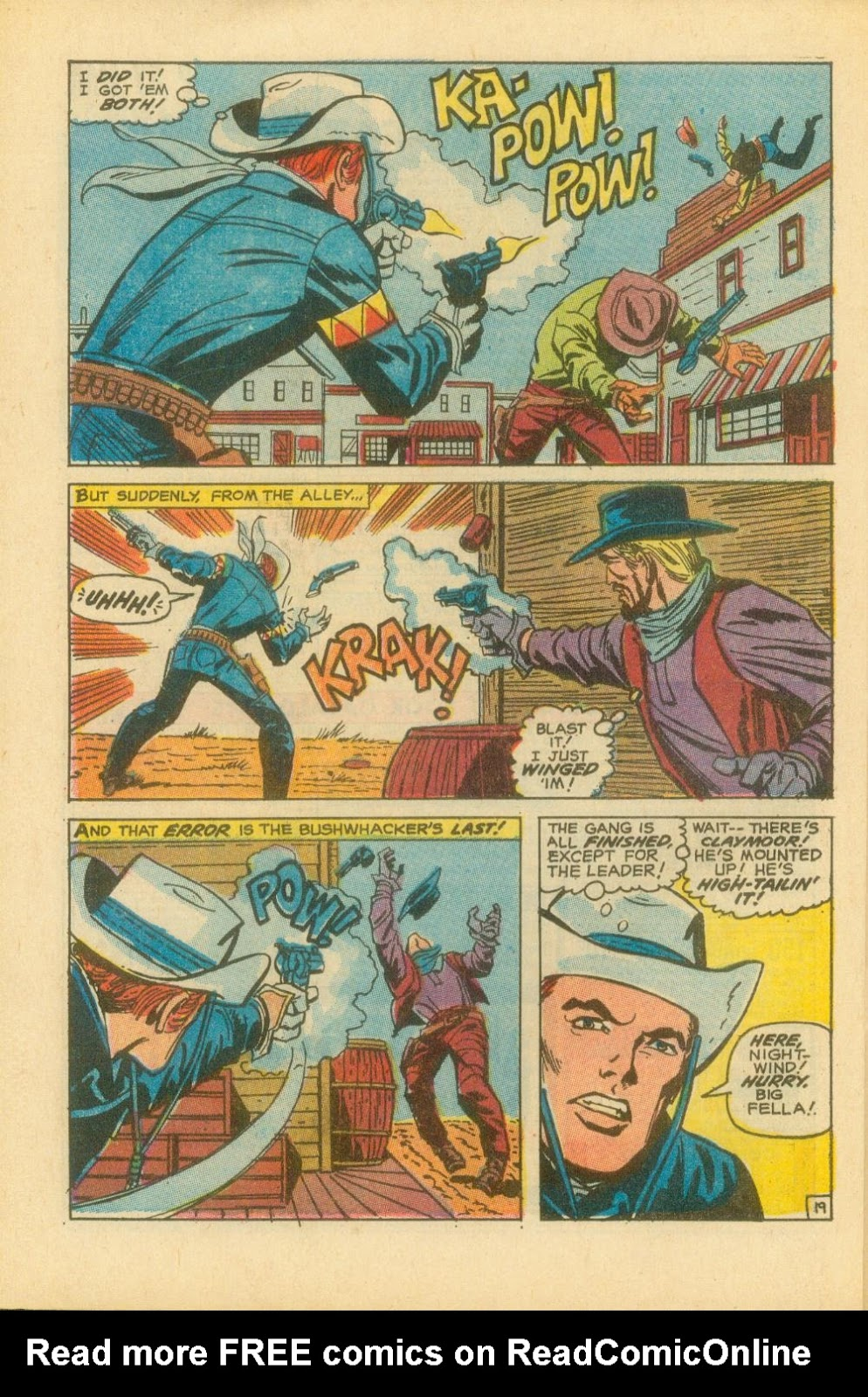 The Rawhide Kid (1955) issue 87 - Page 29