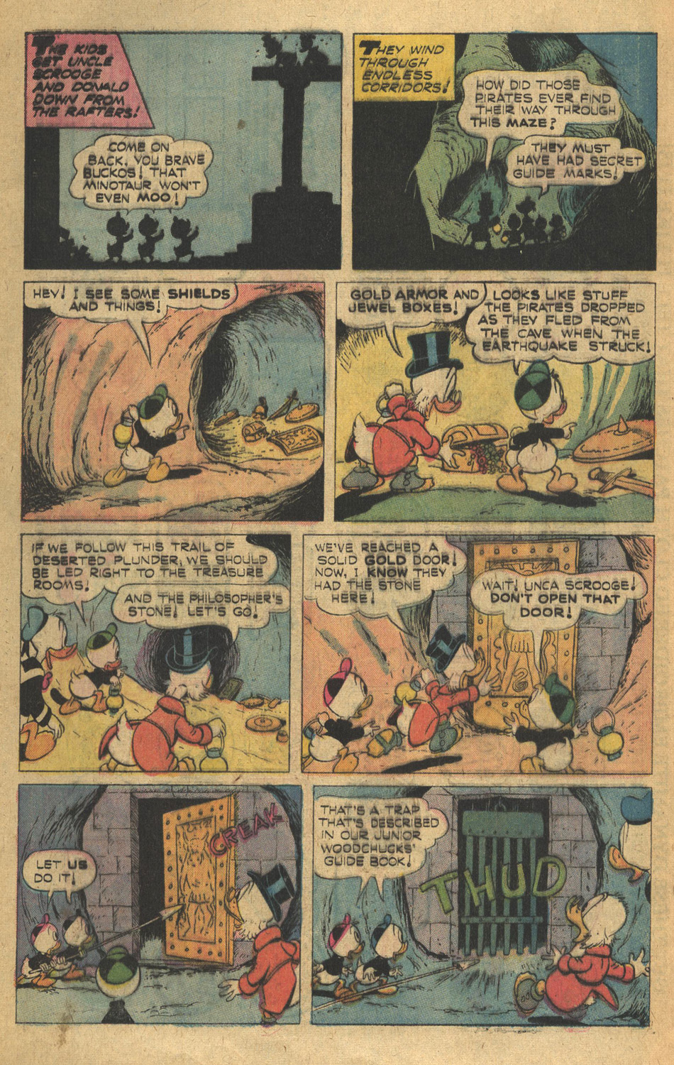 Read online Uncle Scrooge (1953) comic -  Issue #132 - 20