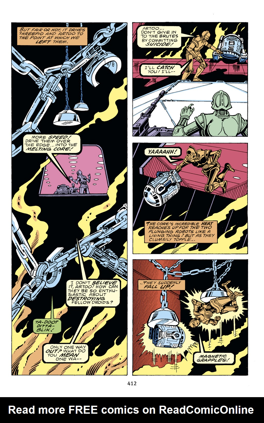 Read online Star Wars Omnibus comic -  Issue # Vol. 14 - 407