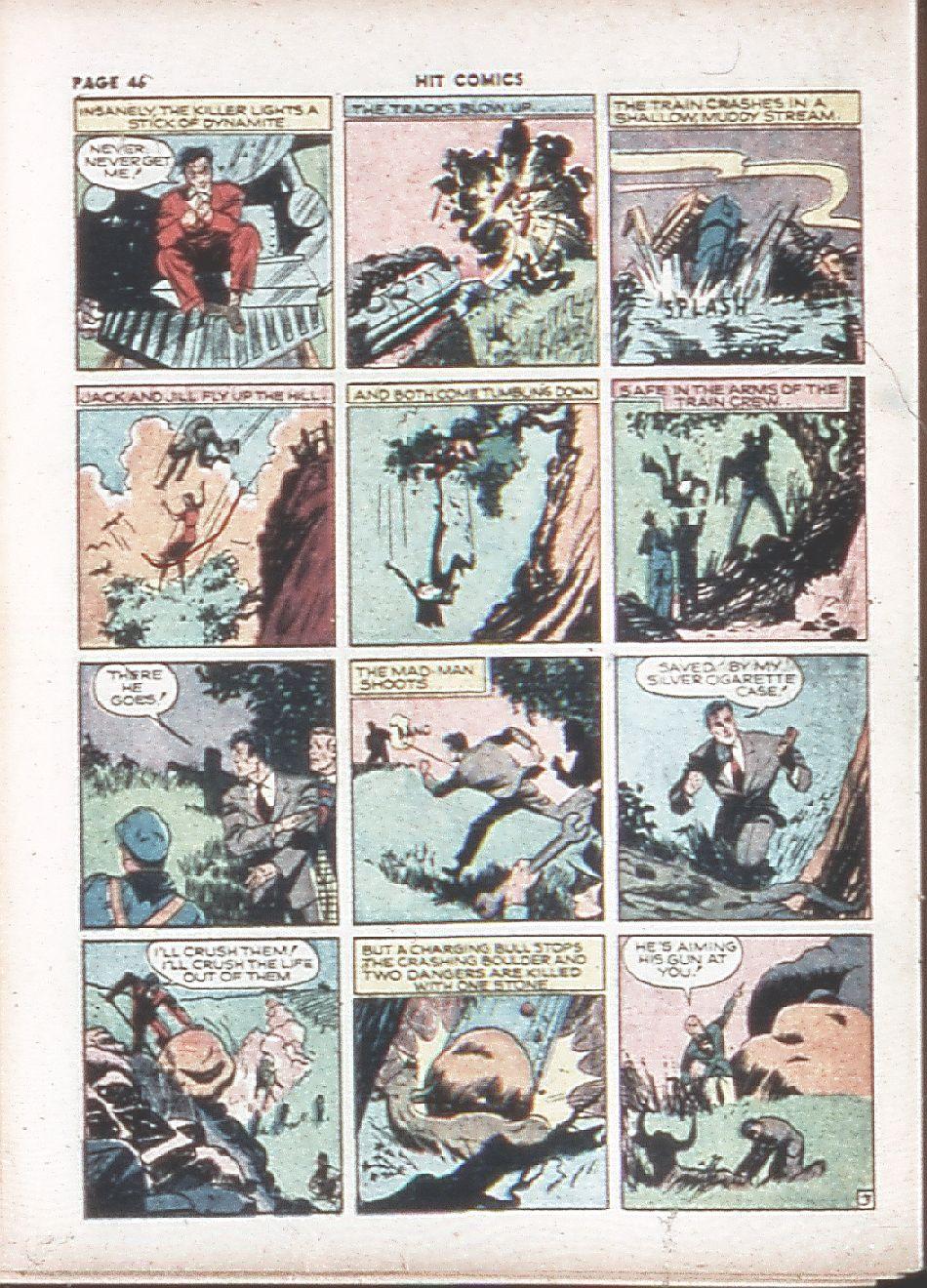 Read online Hit Comics comic -  Issue #7 - 48