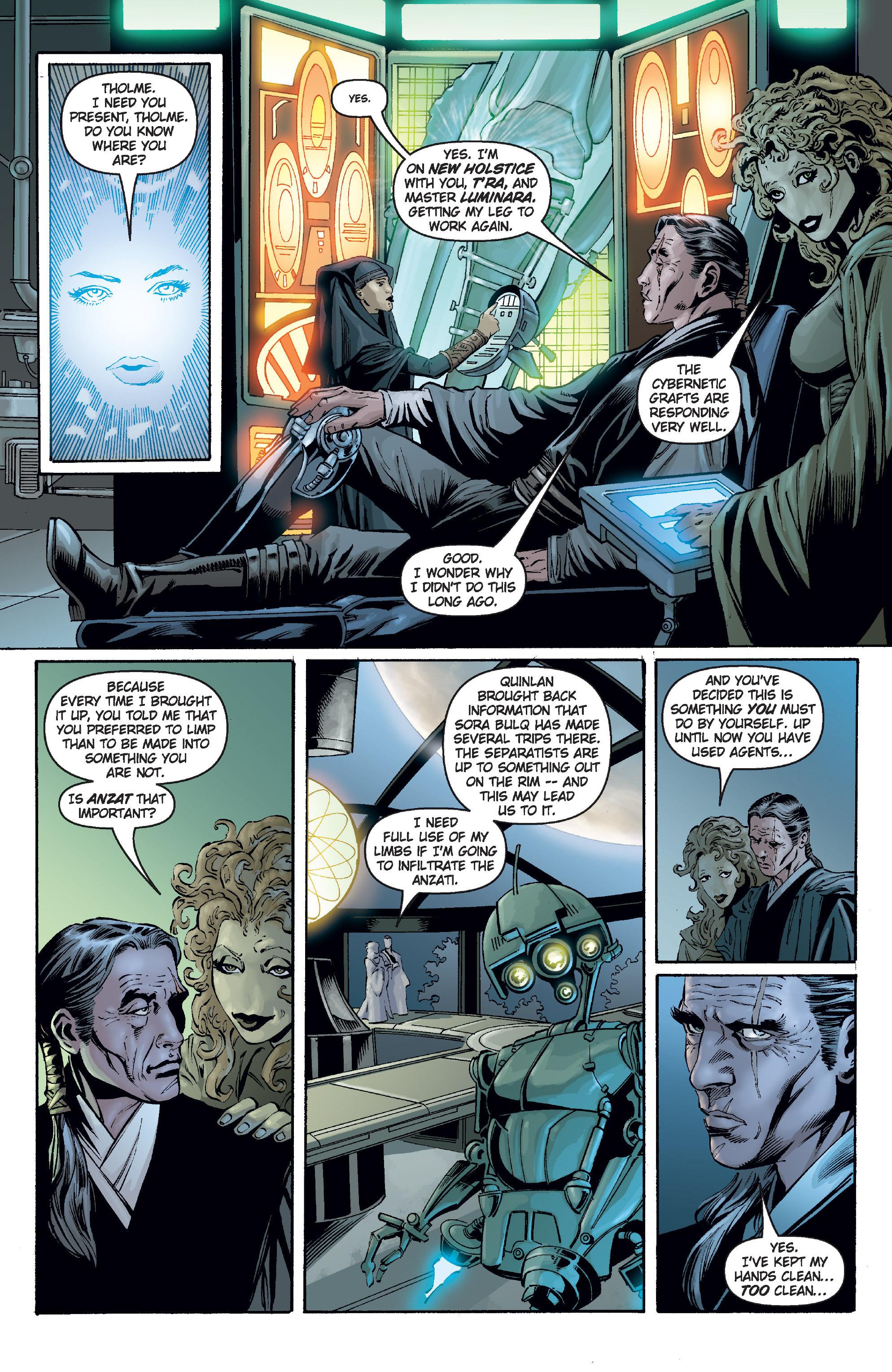 Read online Star Wars Omnibus comic -  Issue # Vol. 26 - 214