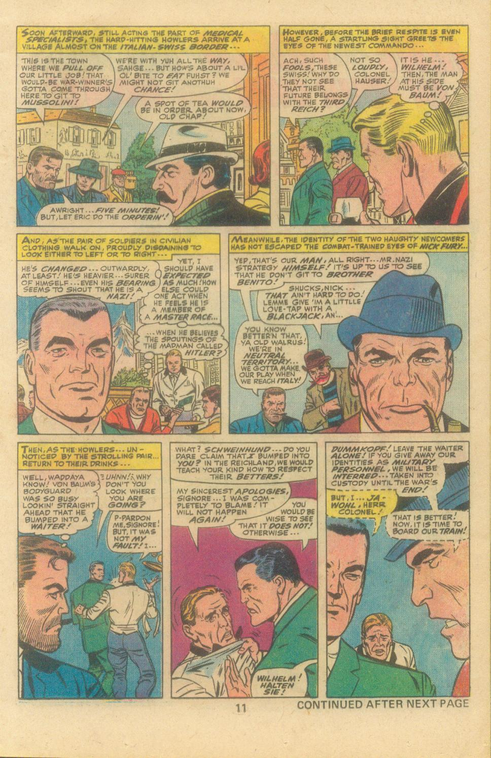 Read online Sgt. Fury comic -  Issue #138 - 13
