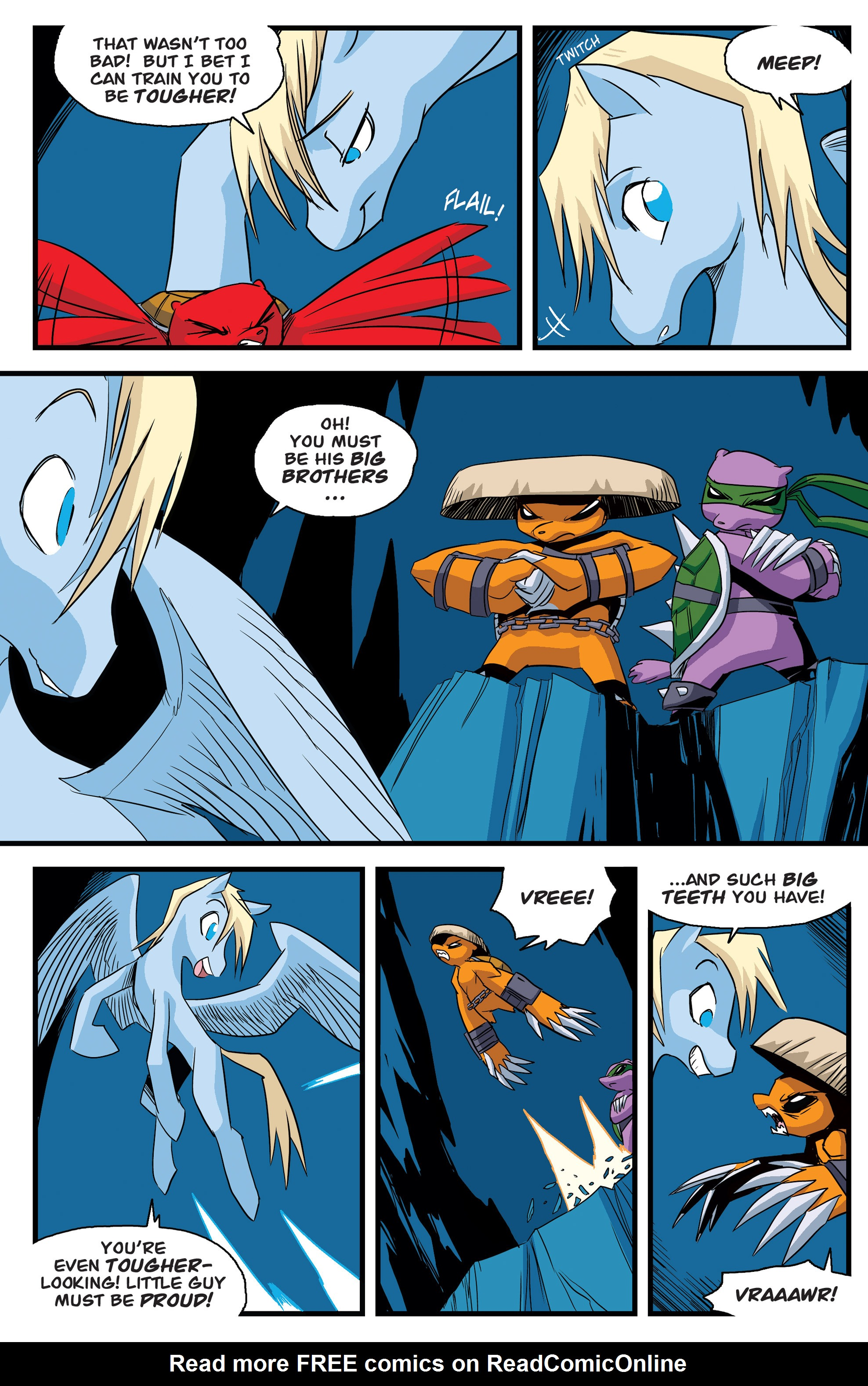 Read online Action Time Buddies comic -  Issue #Action Time Buddies Full - 7