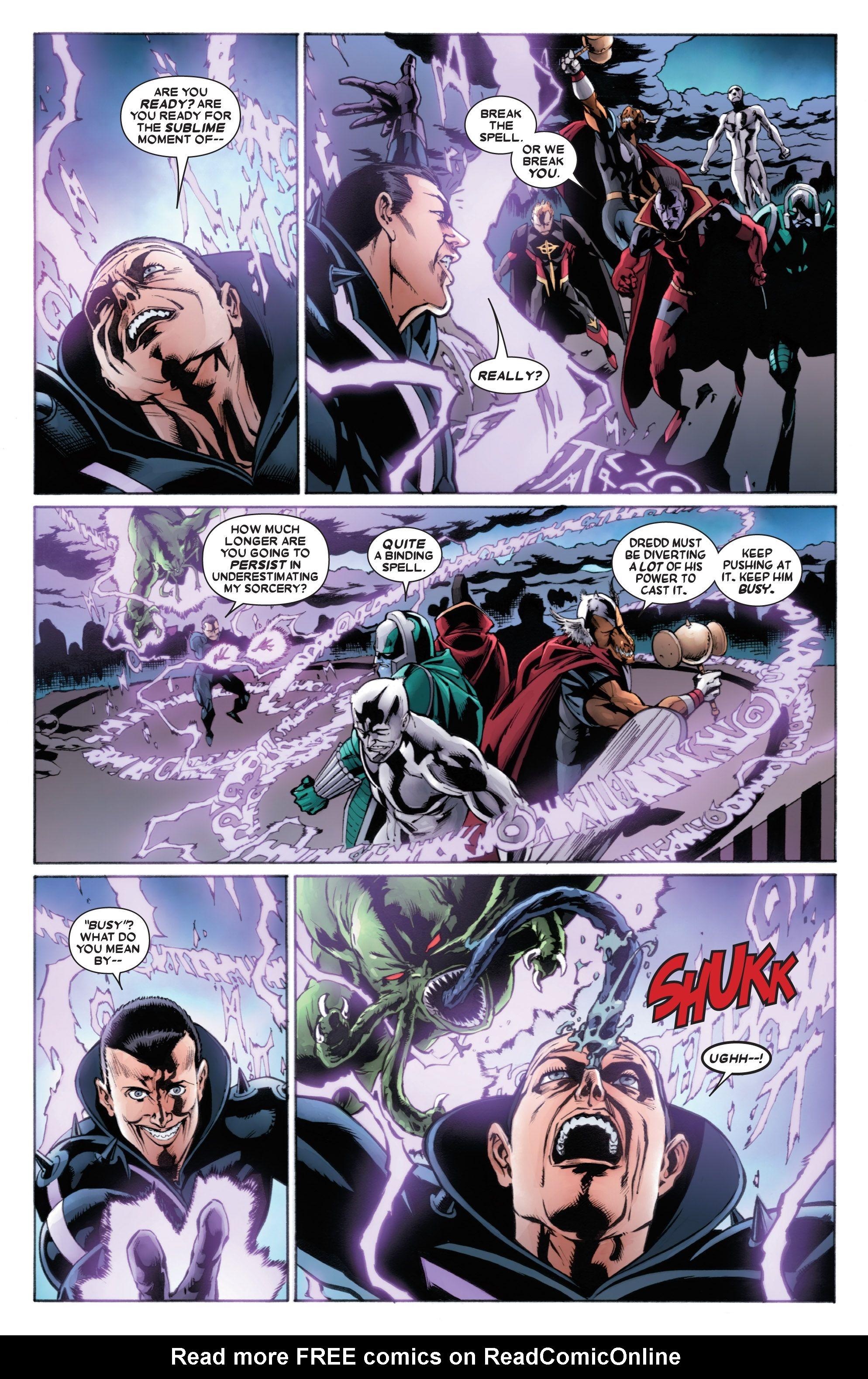 Read online Annihilators comic -  Issue #4 - 14