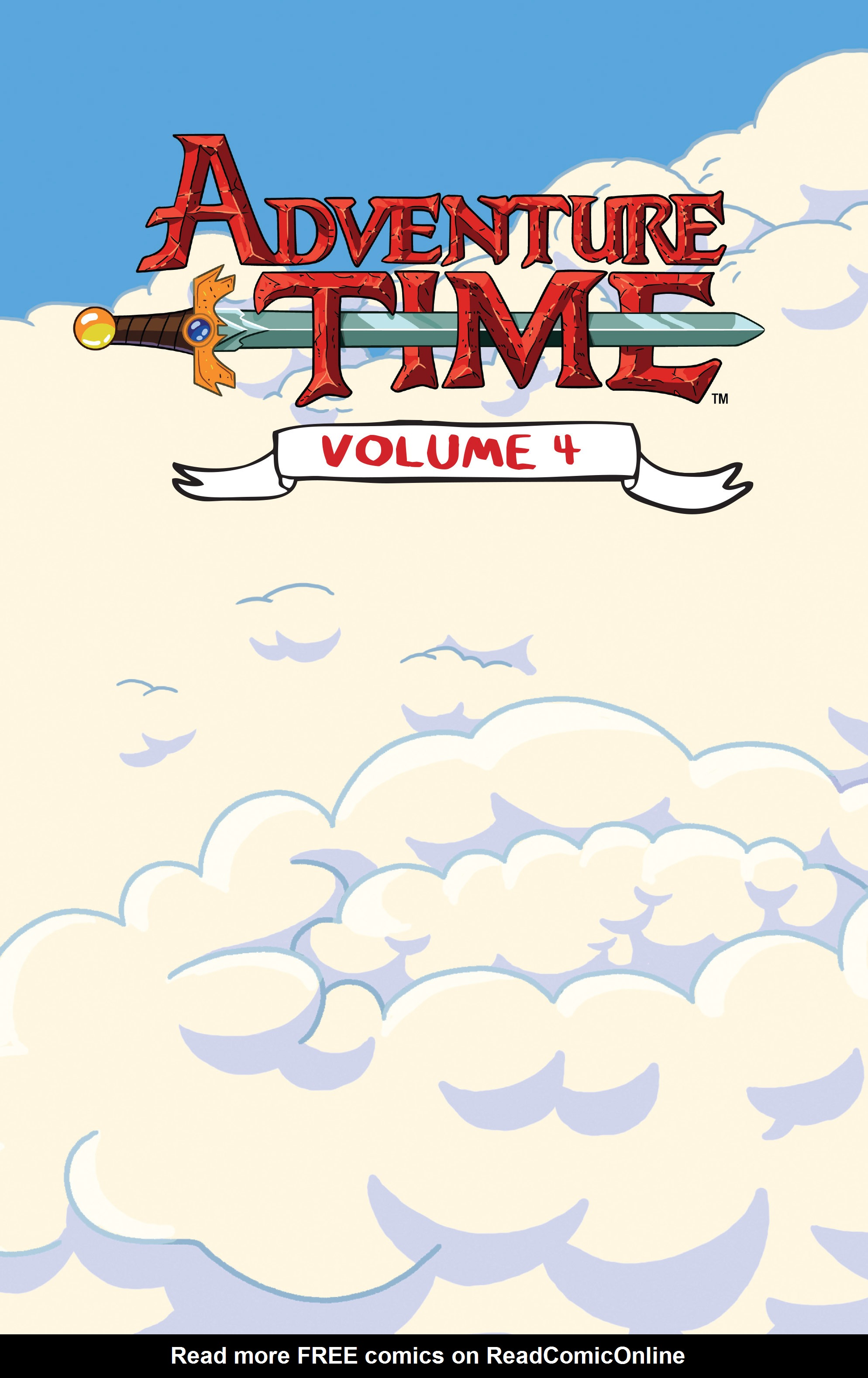 Read online Adventure Time comic -  Issue #Adventure Time _TPB 4 - 4