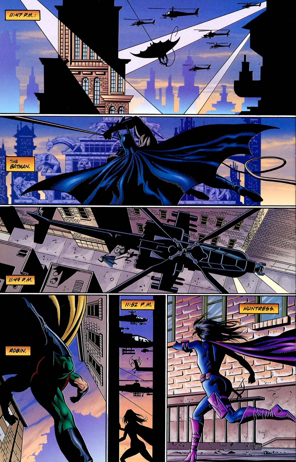 Batman: Outlaws issue 2 - Page 8