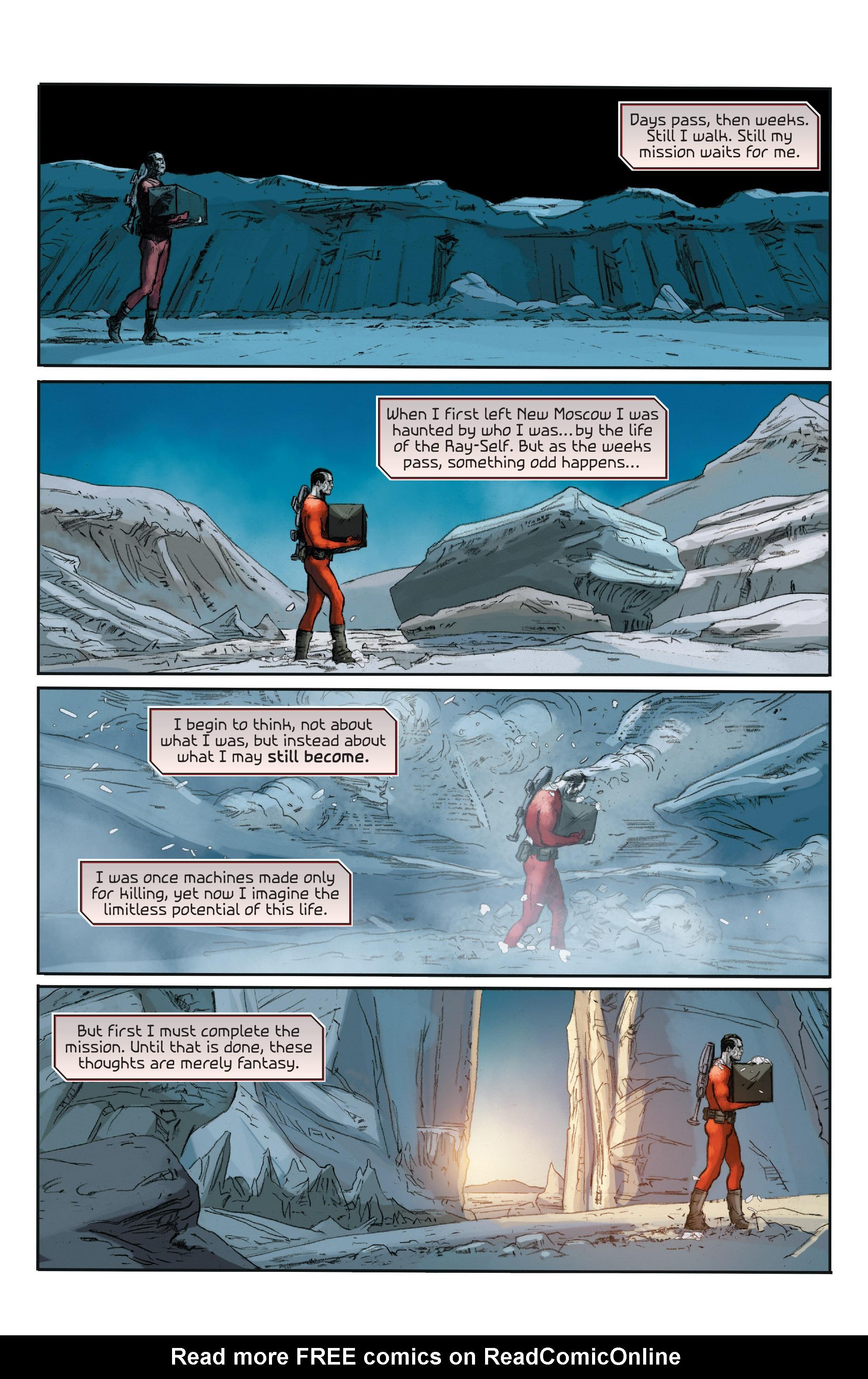 Read online 4001 A.D.: Bloodshot comic -  Issue #4001 A.D.: Bloodshot Full - 18